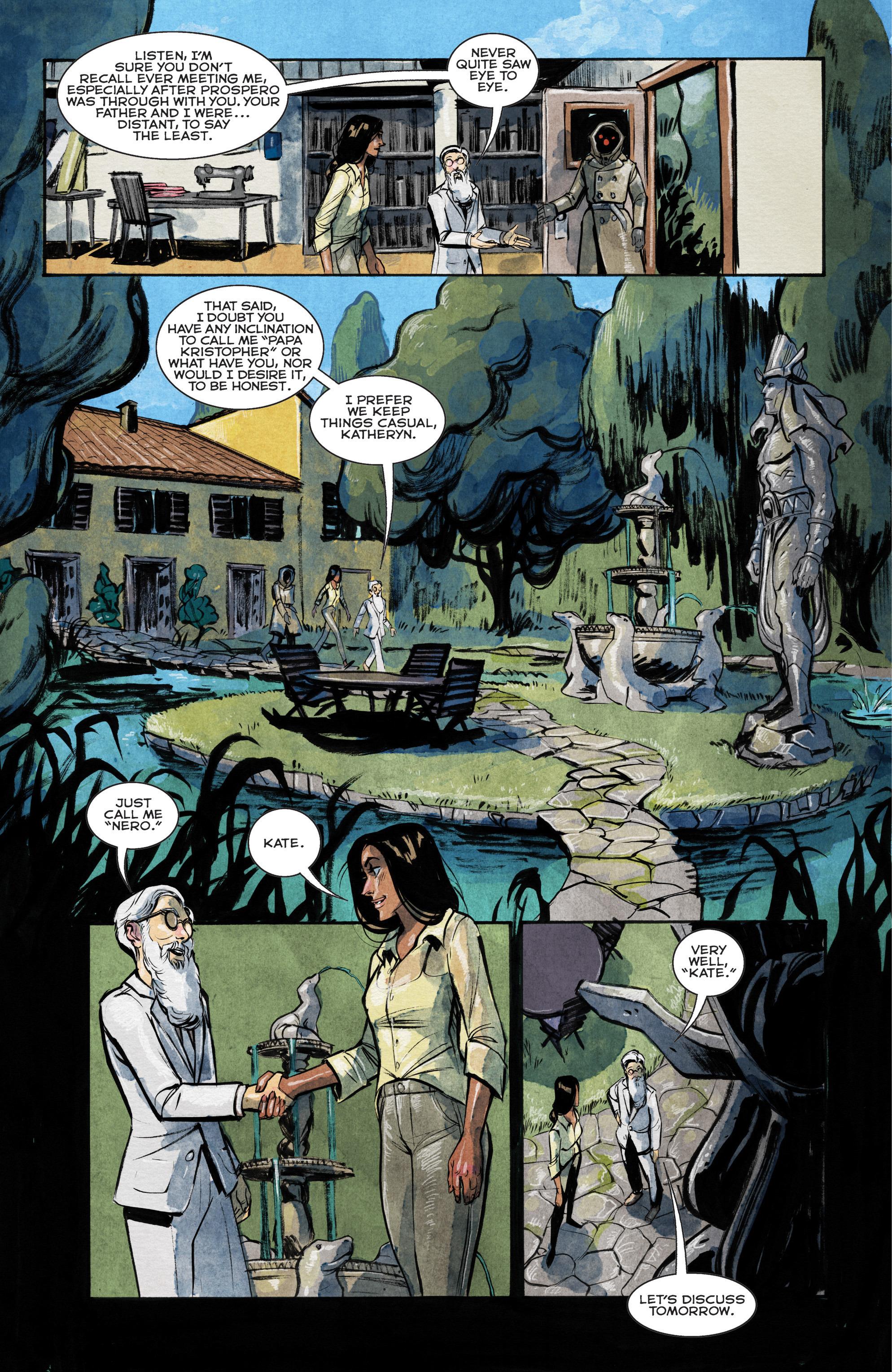 Read online Shutter comic -  Issue #14 - 16