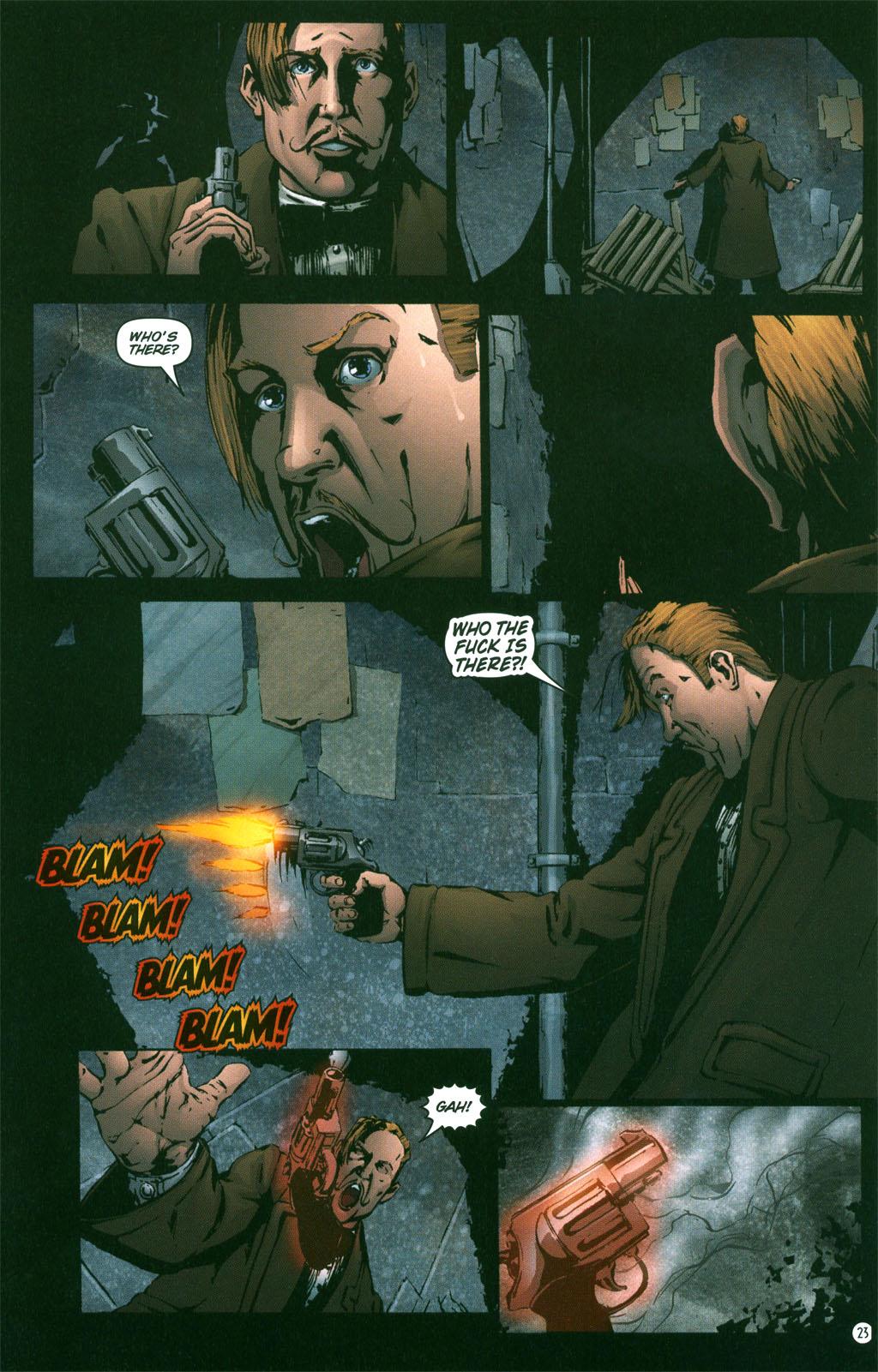 Read online Rex Mundi comic -  Issue #3 - 25