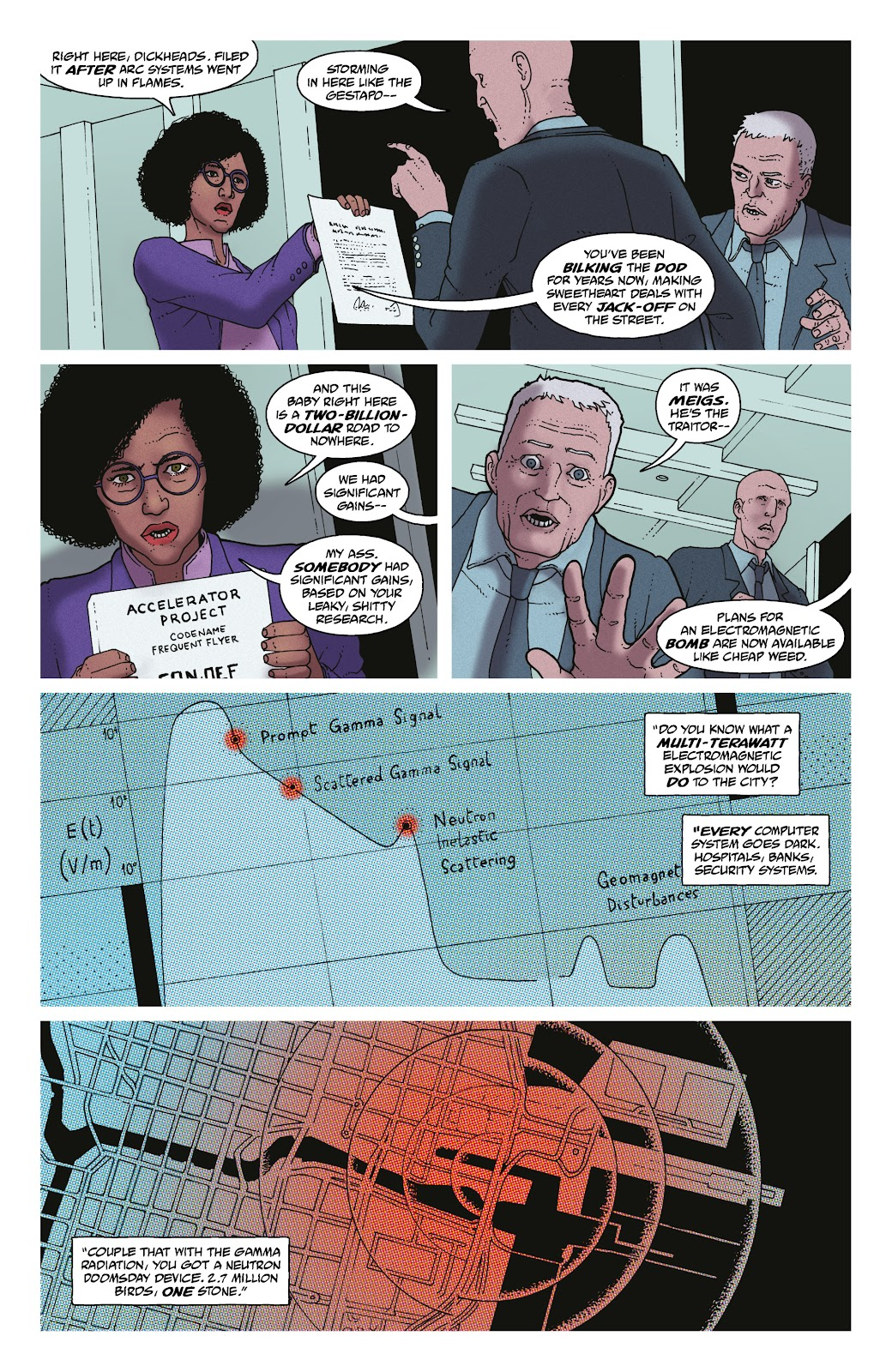 Read online She Could Fly comic -  Issue # _TPB - 82