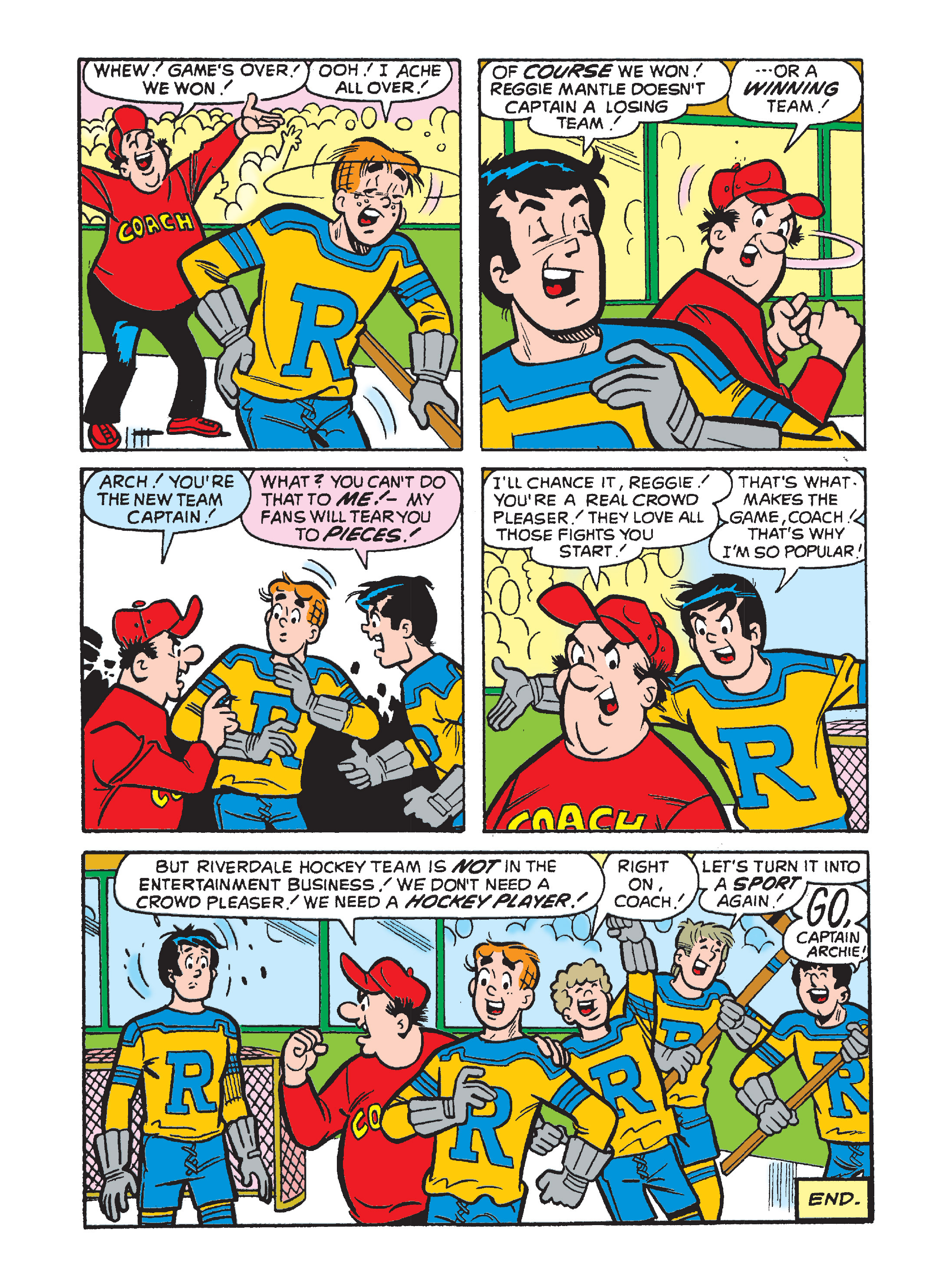 Read online Archie's Funhouse Double Digest comic -  Issue #2 - 68