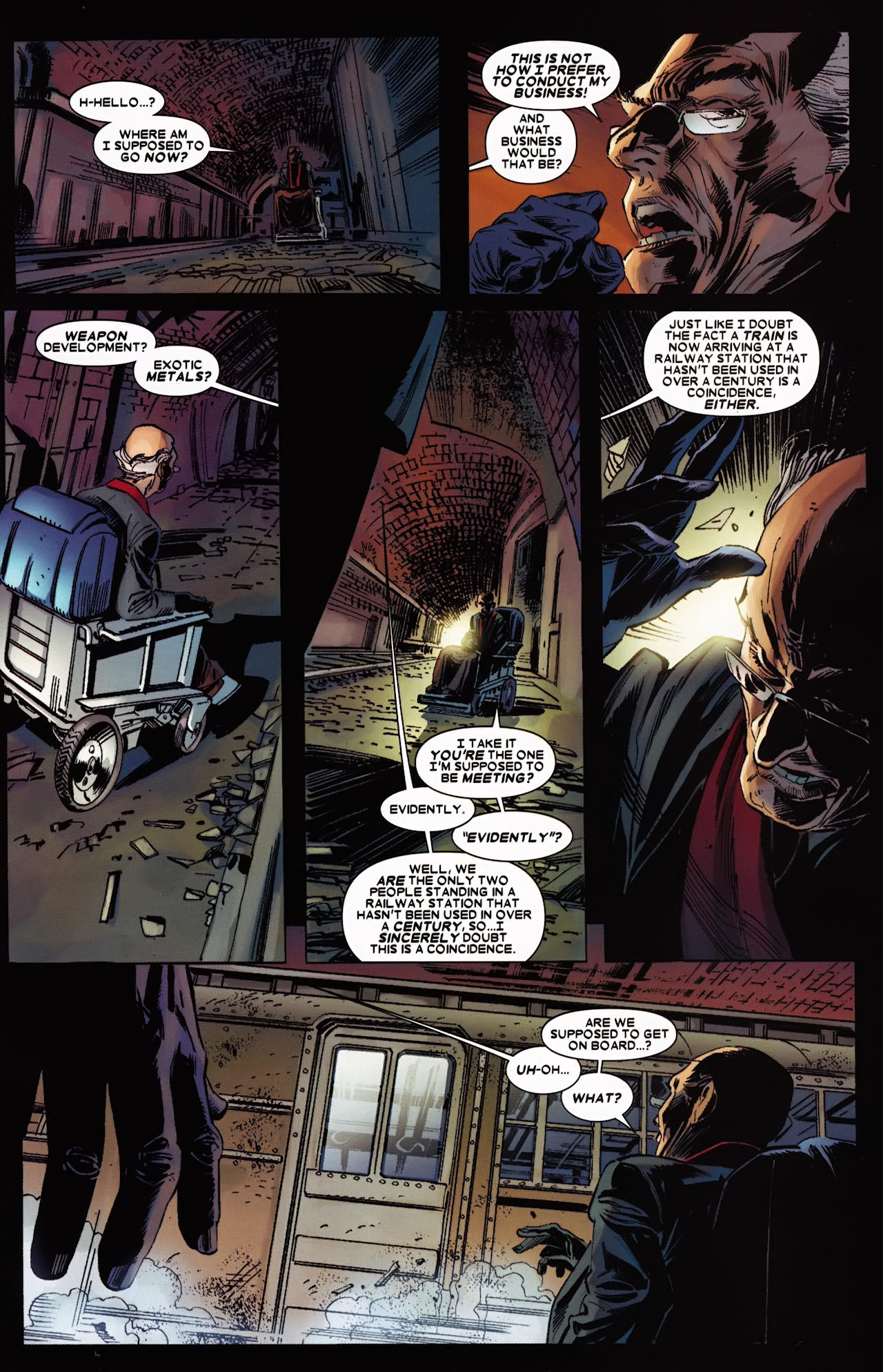 Read online Wolverine: Origins comic -  Issue #35 - 22
