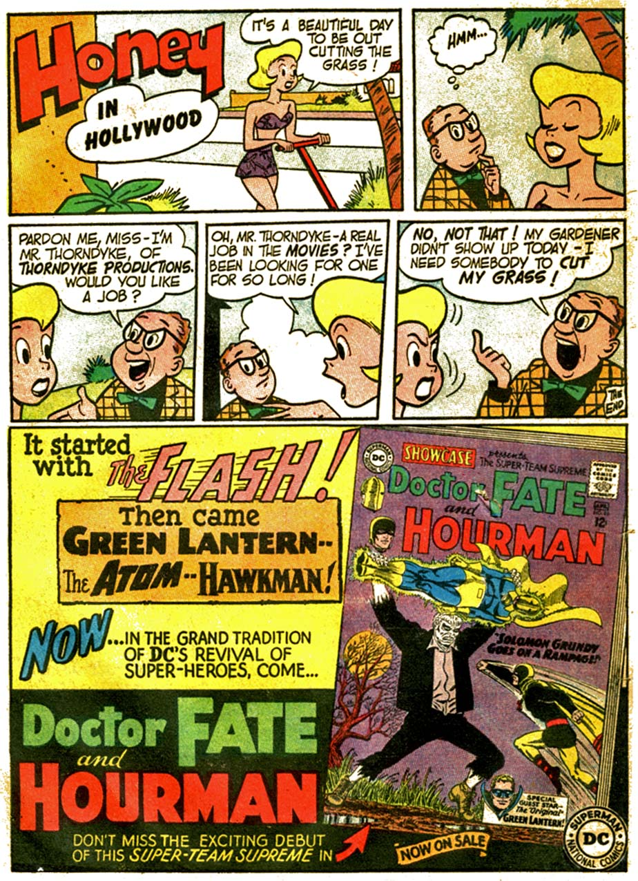 The Adventures of Bob Hope issue 92 - Page 34