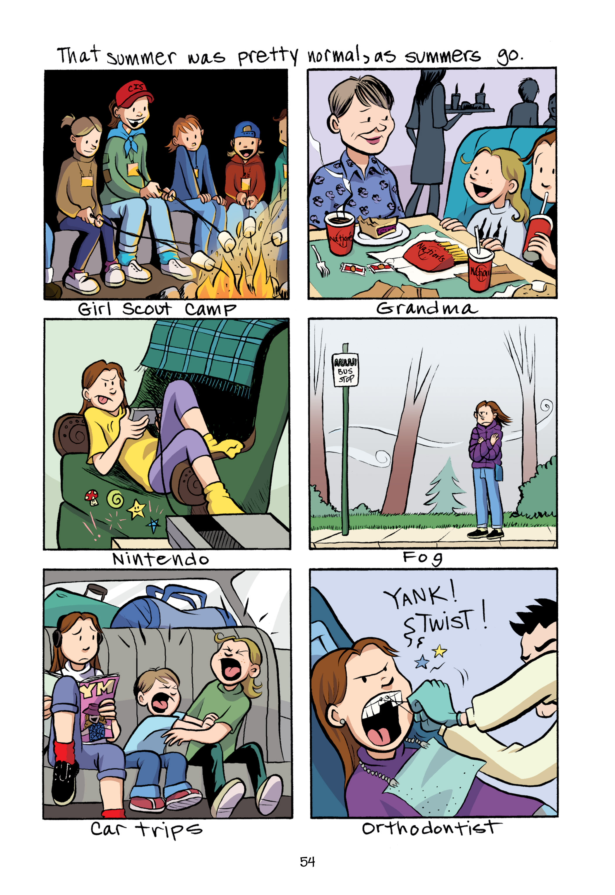 Read online Smile comic -  Issue # TPB - 60
