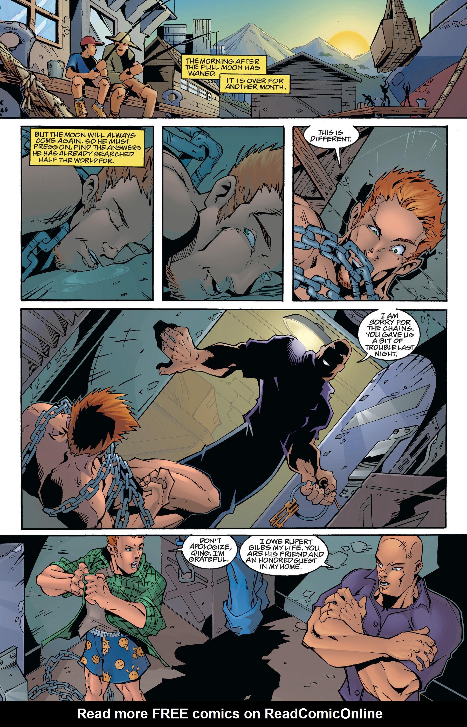 Read online Buffy the Vampire Slayer: Omnibus comic -  Issue # TPB 5 - 307