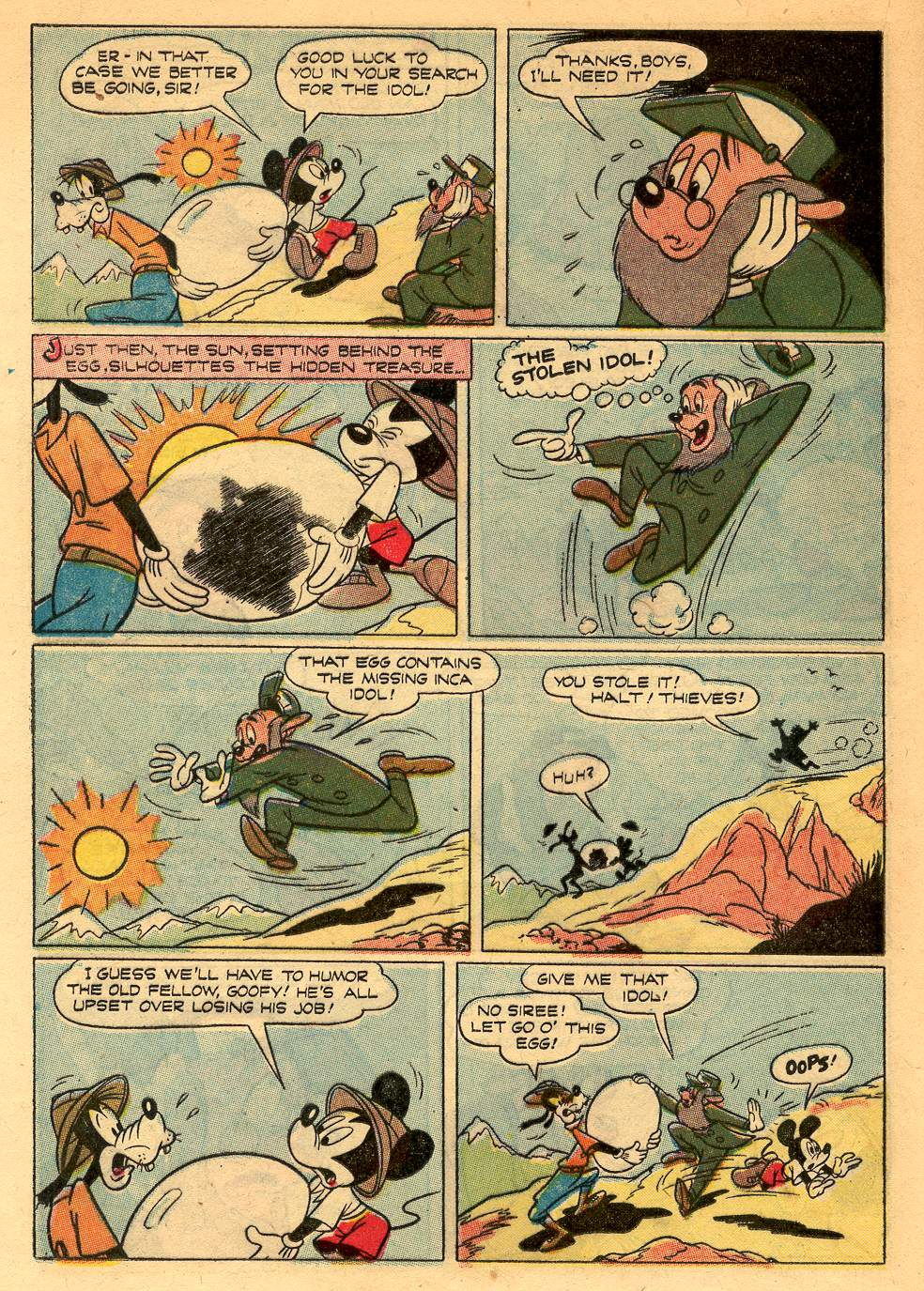 Four Color Comics issue 371 - Page 20