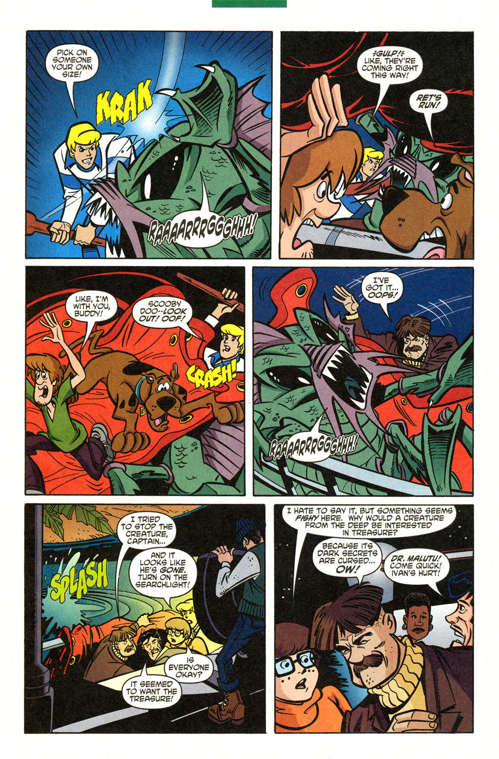 Read online Scooby-Doo (1997) comic -  Issue #99 - 4