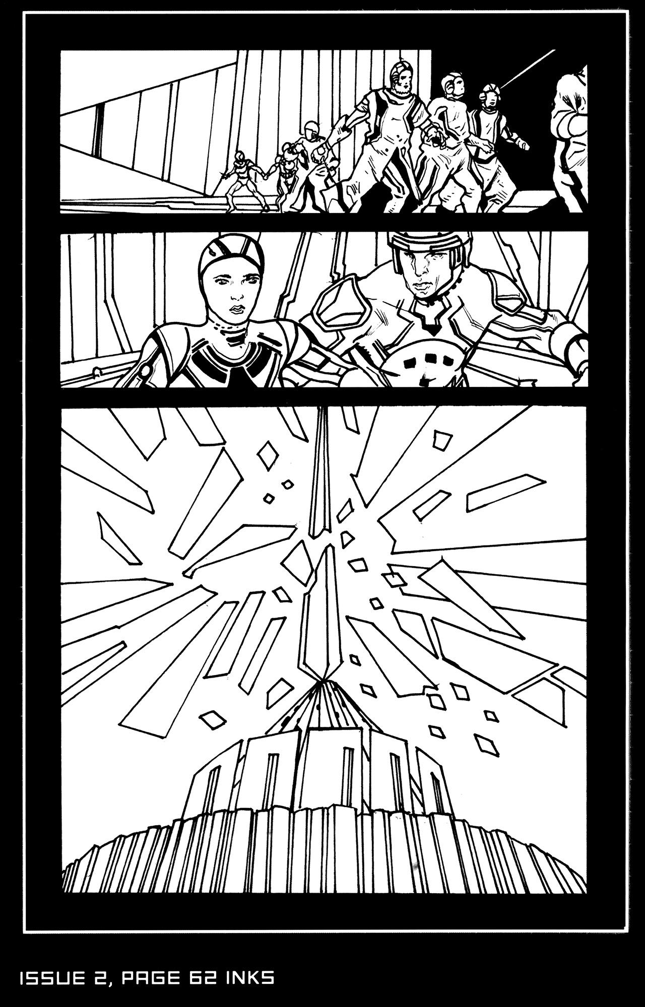 Read online TRON: Original Movie Adaptation comic -  Issue #2 - 41