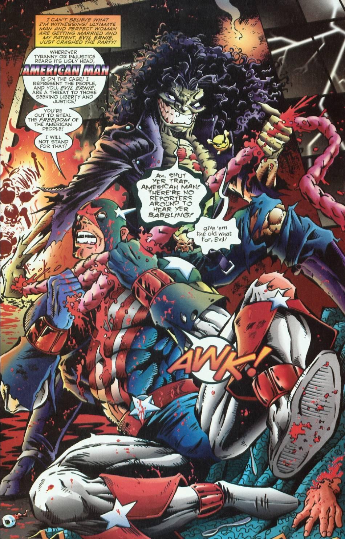 Read online Evil Ernie vs. the Superheroes comic -  Issue #1 - 3