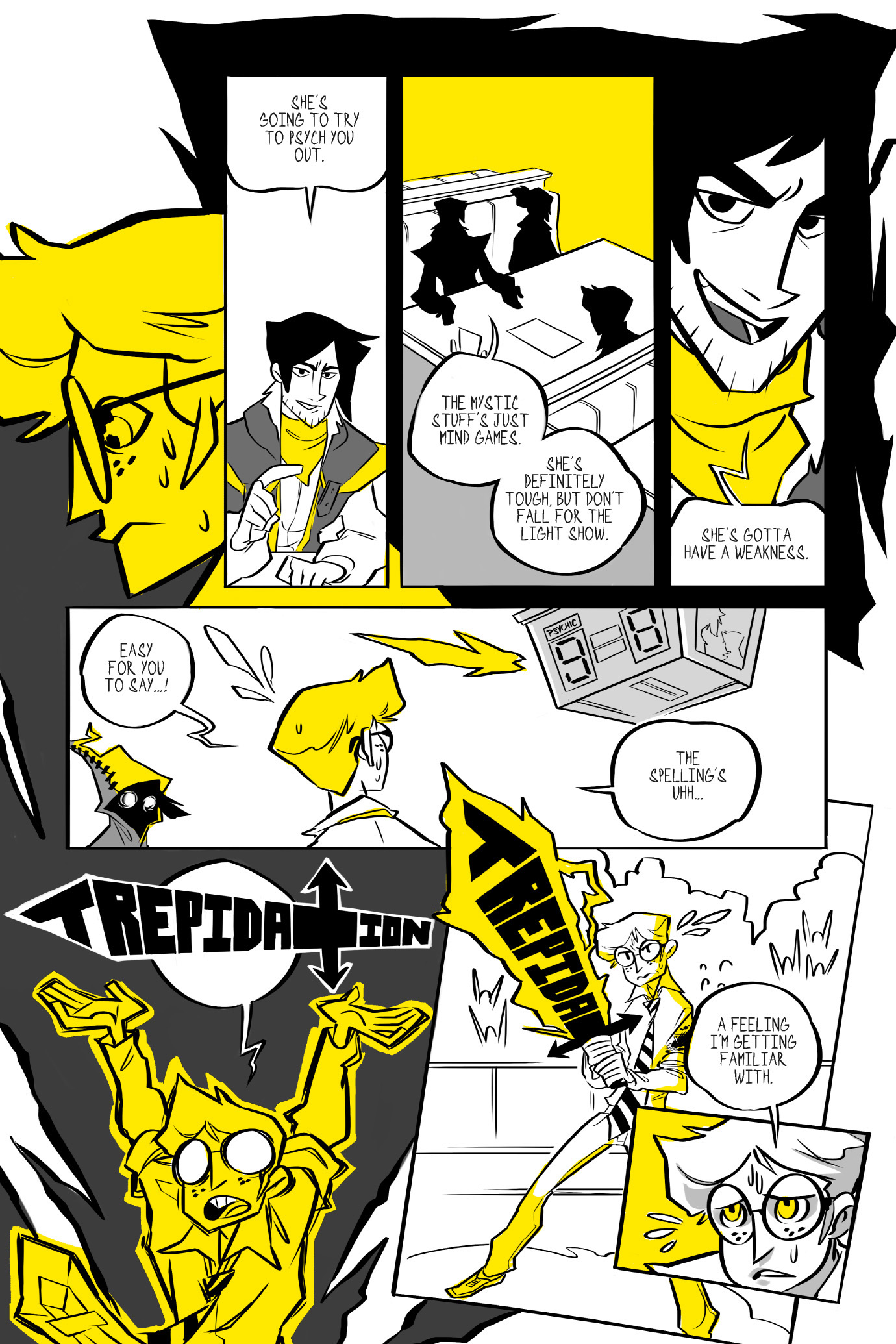 Read online BUZZ! comic -  Issue # TPB - 97