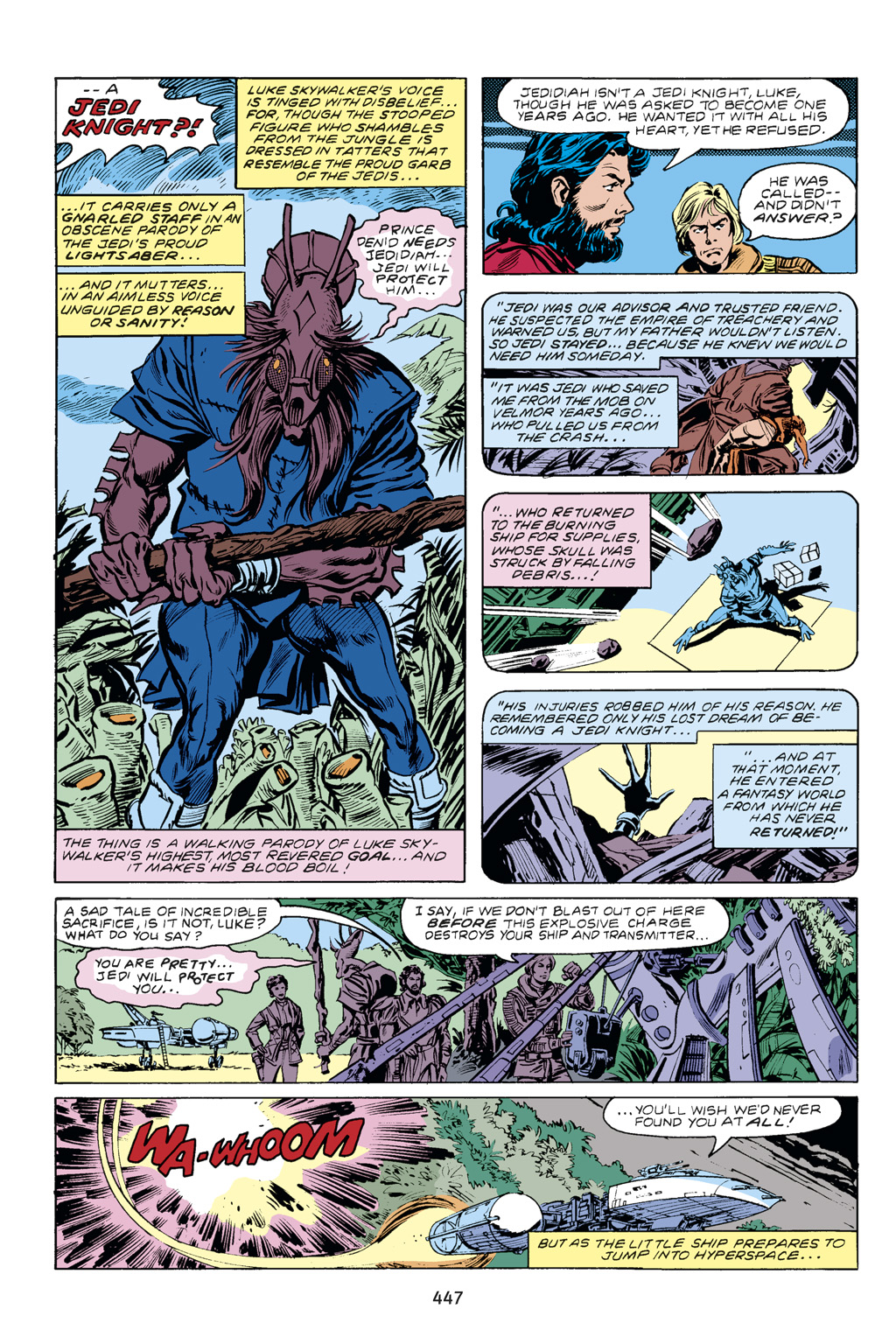 Read online Star Wars Omnibus comic -  Issue # Vol. 14 - 440