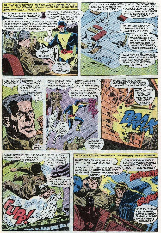 Uncanny X-Men (1963) 86 Page 17