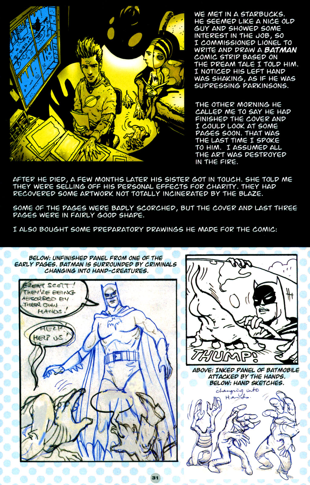 Read online Solo (2004) comic -  Issue #12 - 33