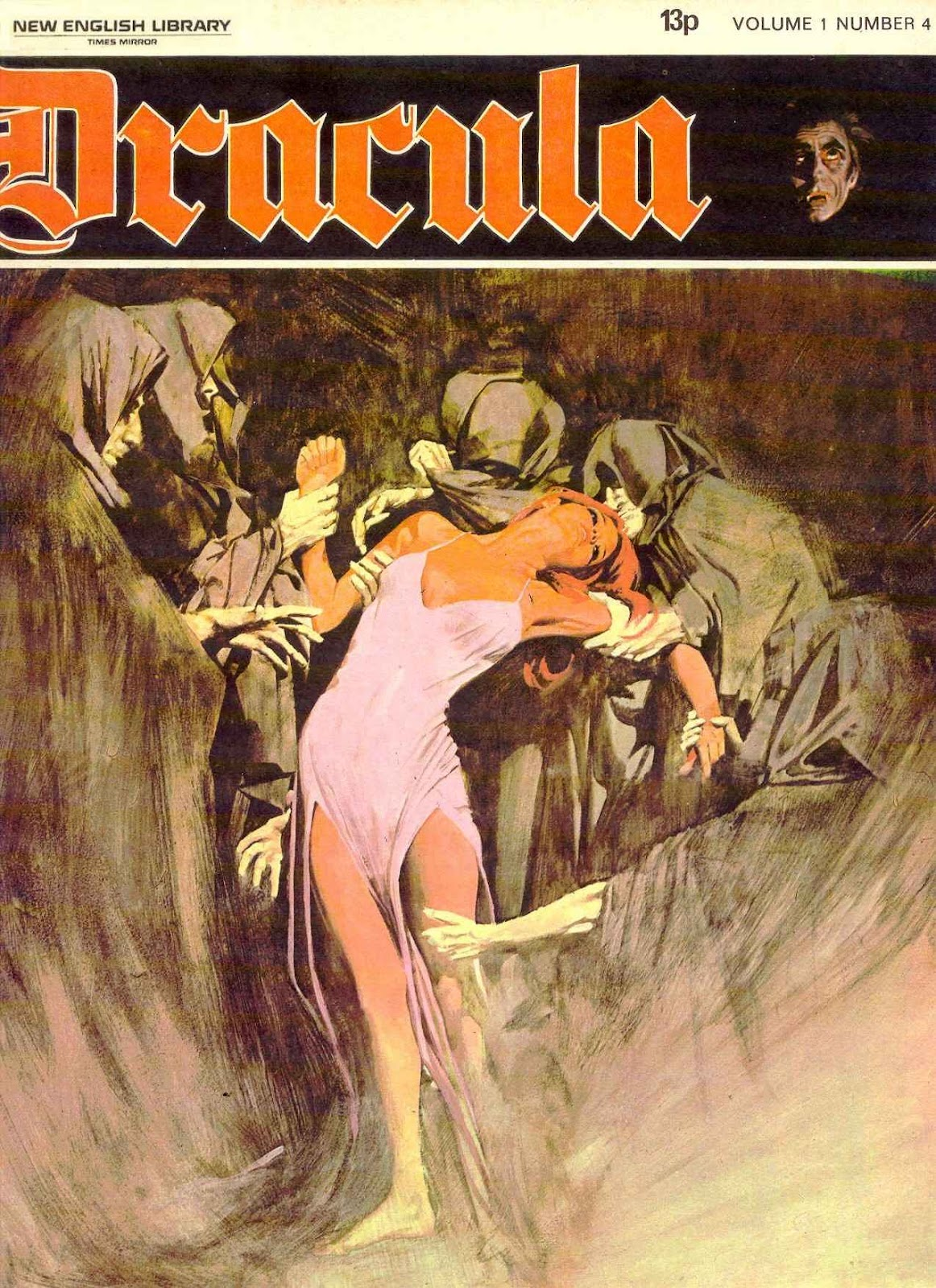 Dracula (1971) 4 Page 1