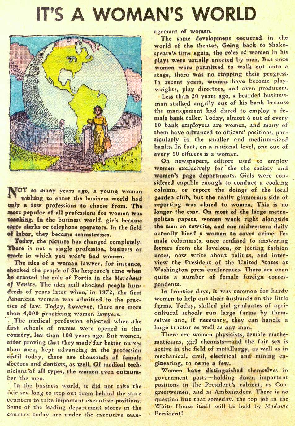 Read online Wonder Woman (1942) comic -  Issue #96 - 25