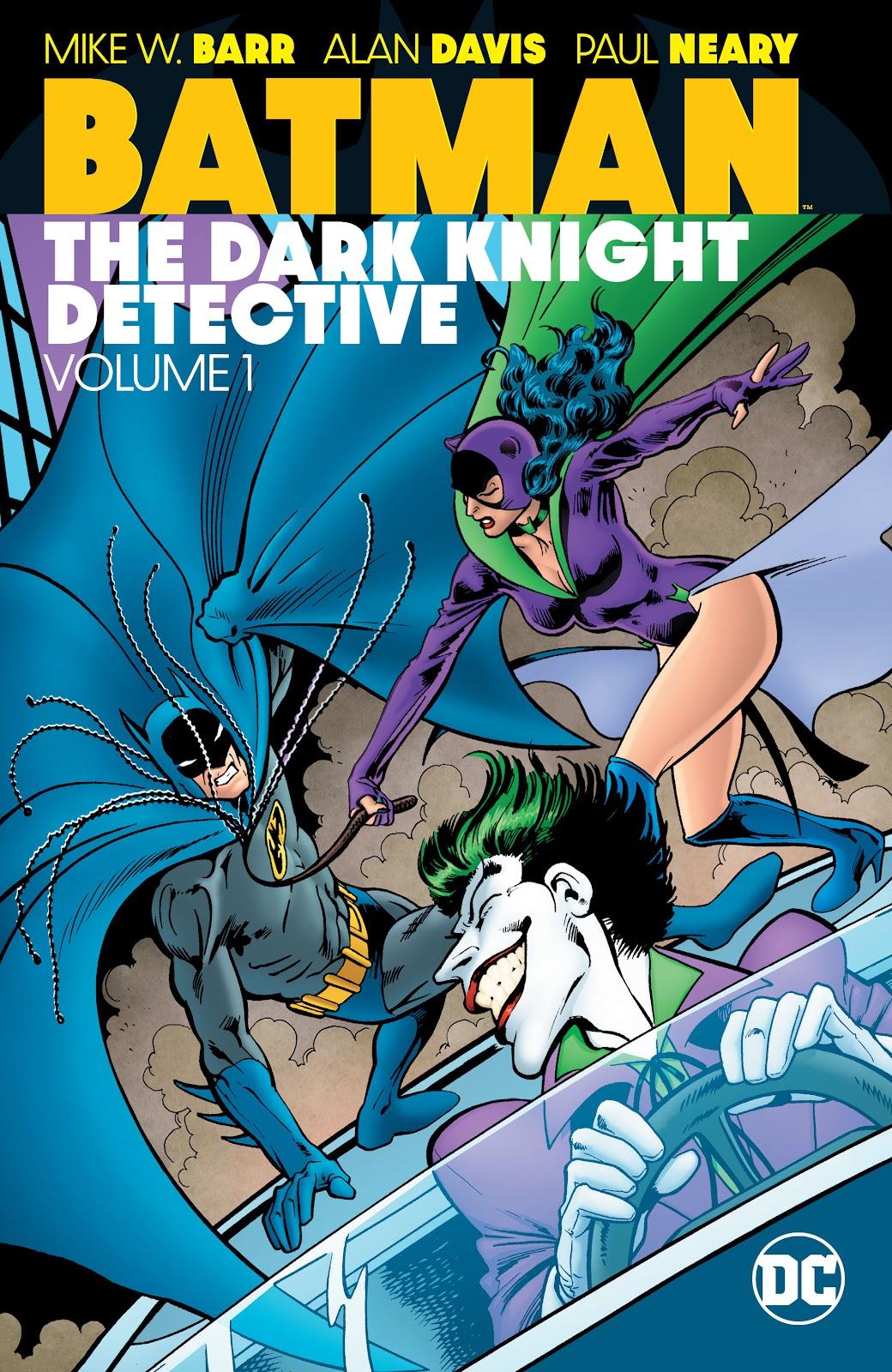 Read online Detective Comics (1937) comic -  Issue # _TPB Batman - The Dark Knight Detective 1 (Part 1) - 1