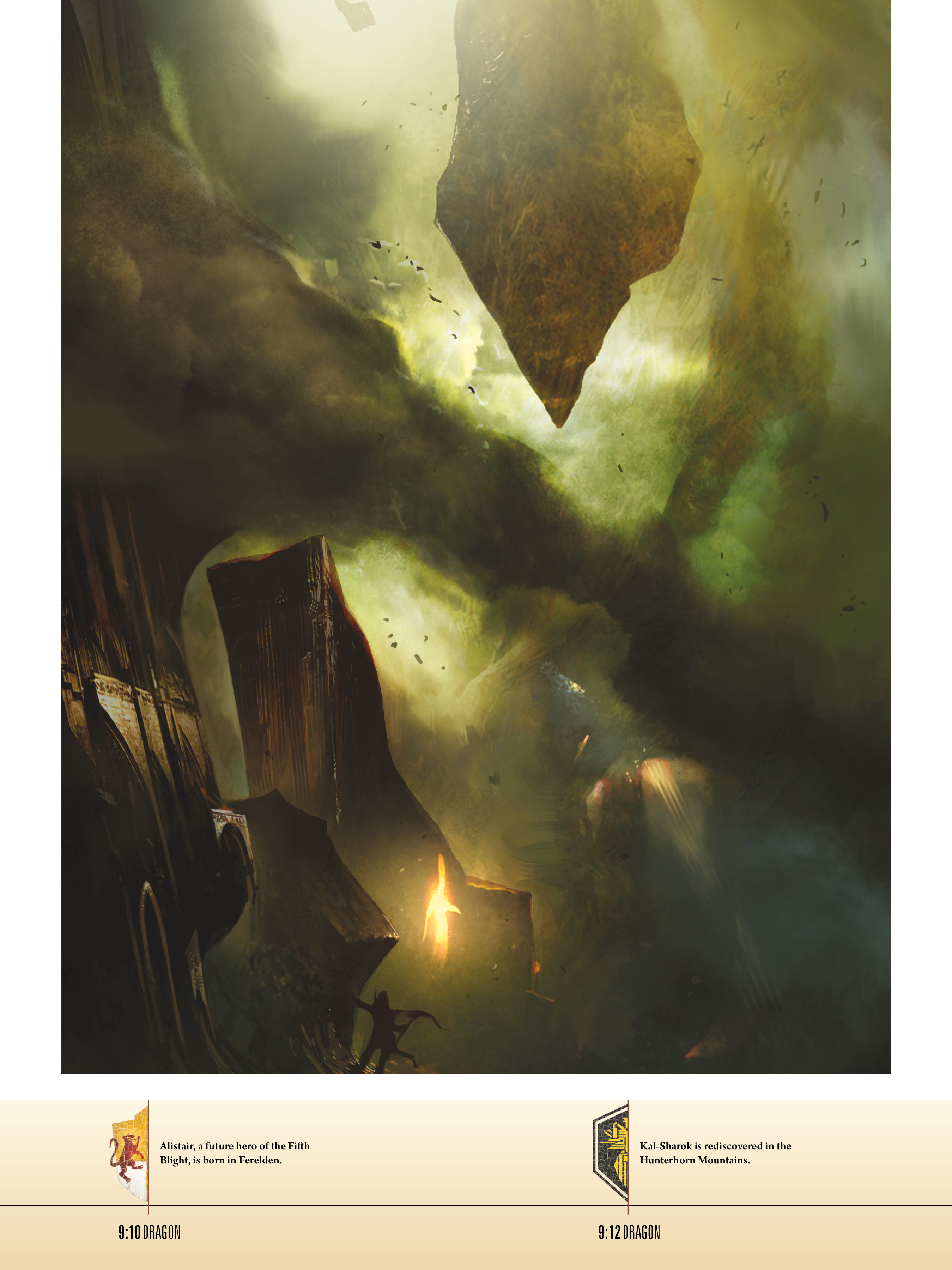 Read online Dragon Age: The World of Thedas comic -  Issue # TPB 1 - 115