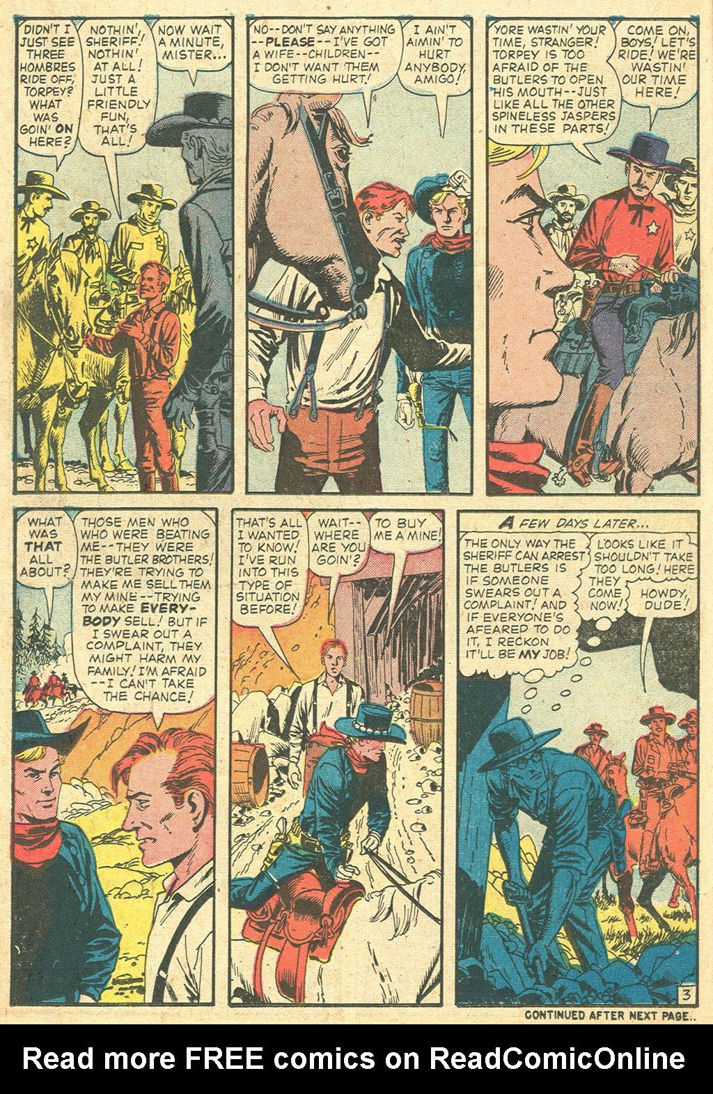 Read online Two-Gun Kid comic -  Issue #55 - 14