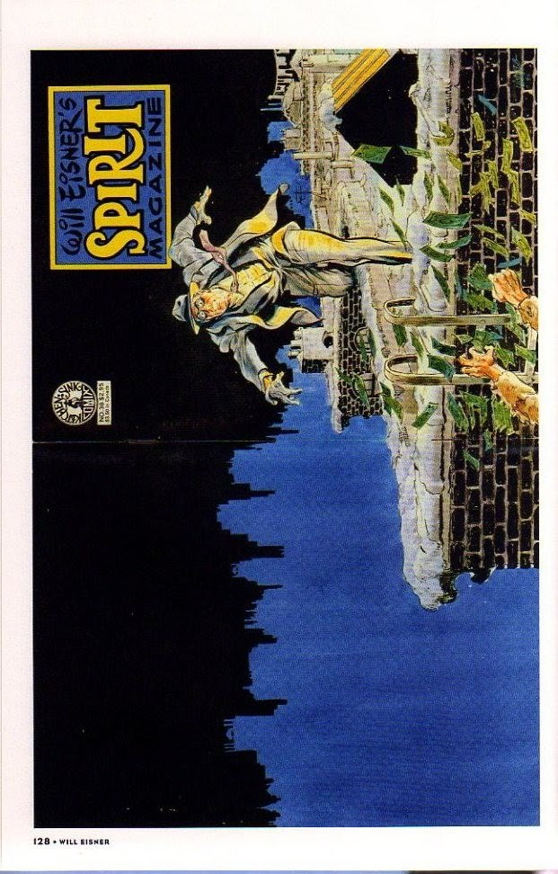 Read online Will Eisner's The Spirit Archives comic -  Issue # TPB 26 (Part 2) - 35
