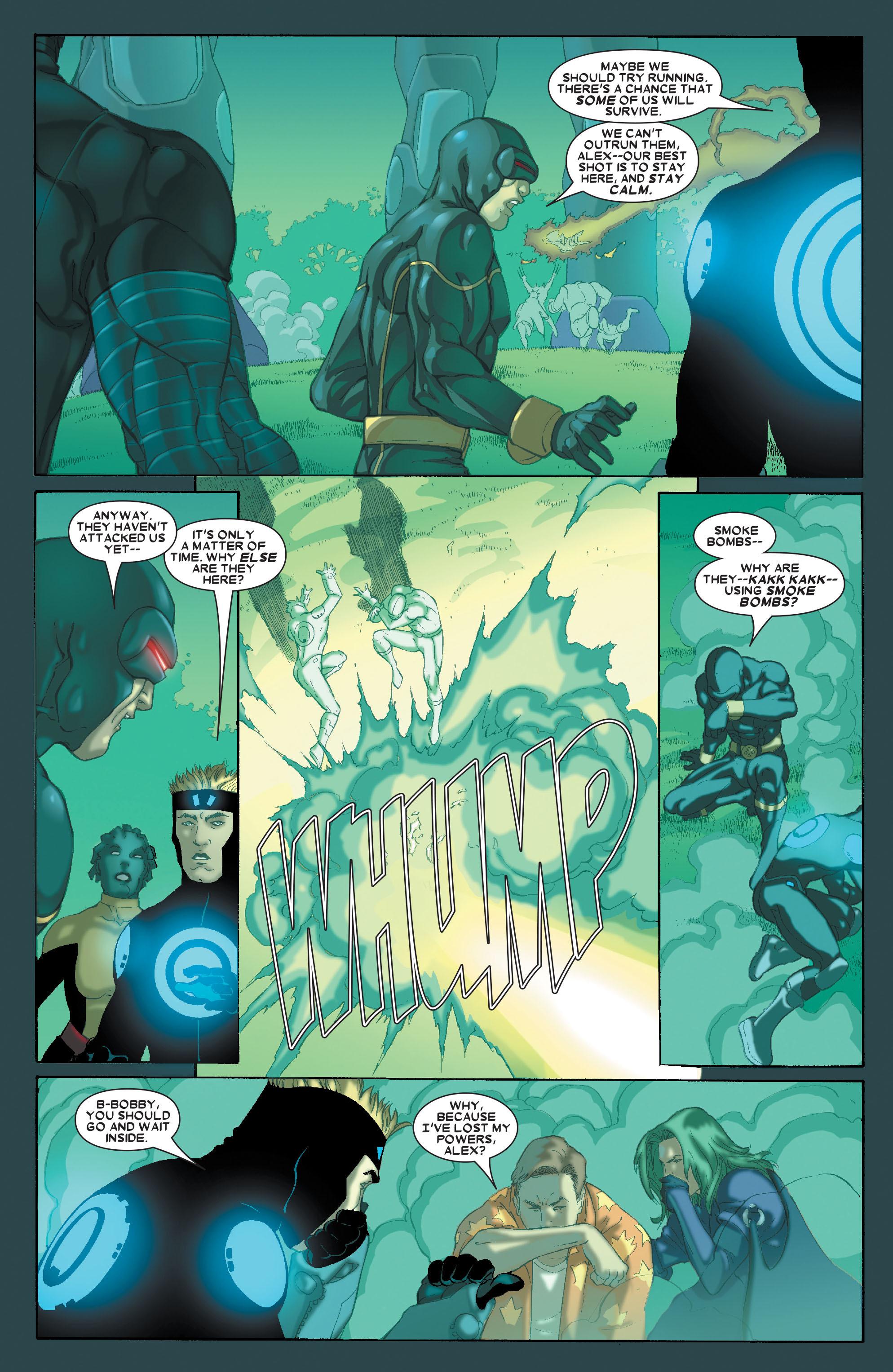 X-Men (1991) 177 Page 4
