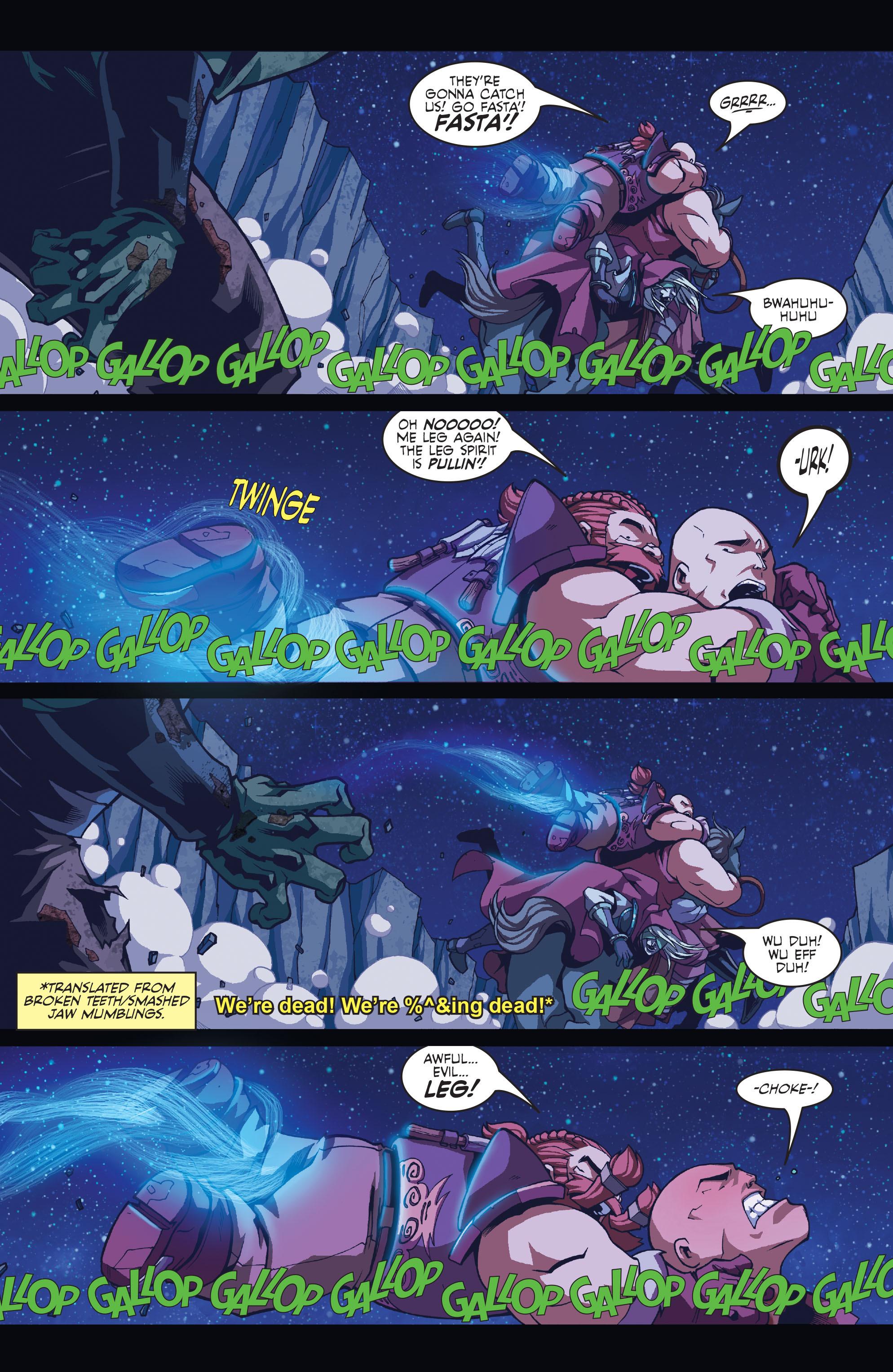 Read online Skullkickers comic -  Issue #5 - 4
