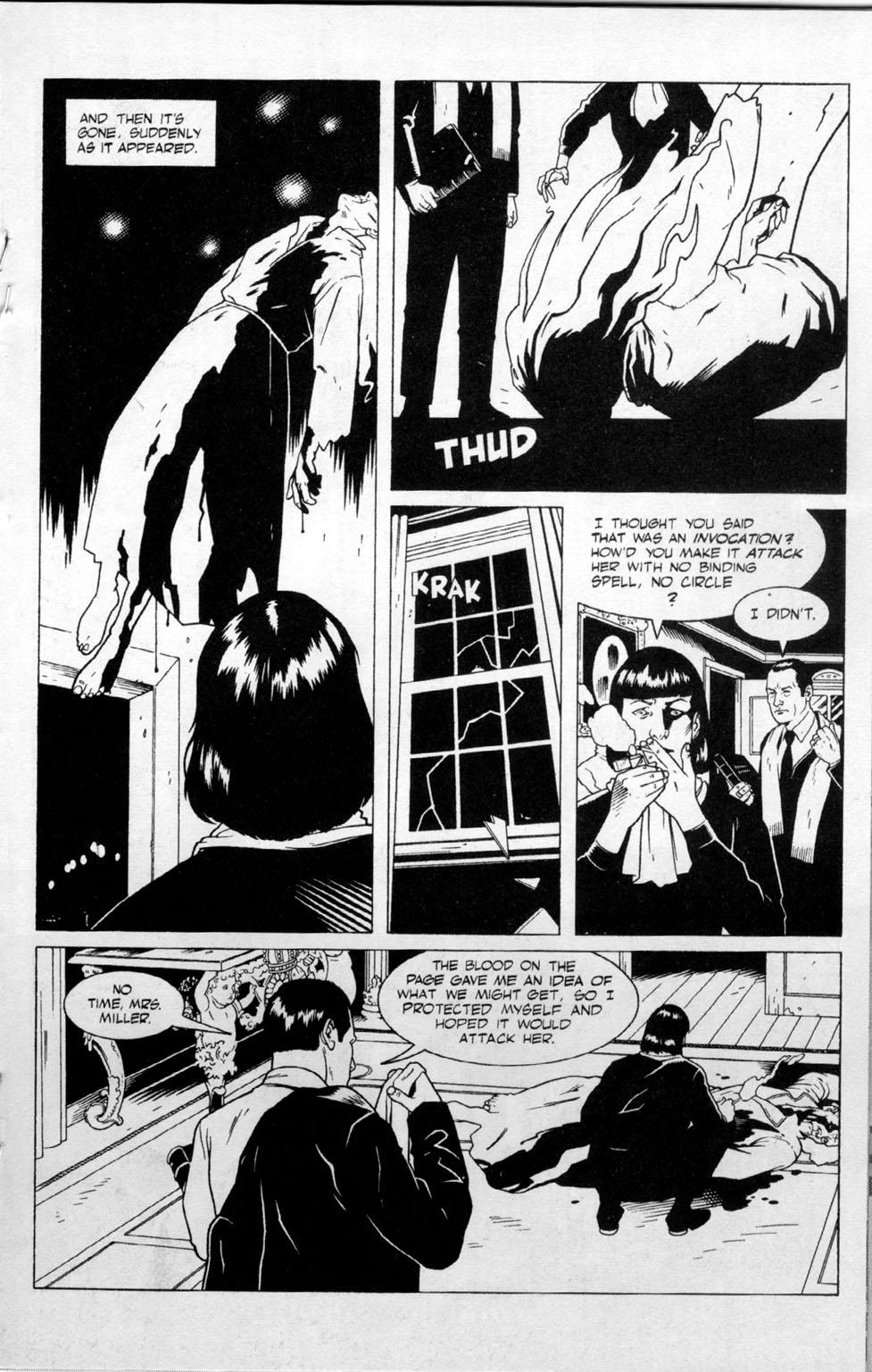 Dark Horse Presents (1986) Issue #142 #147 - English 17