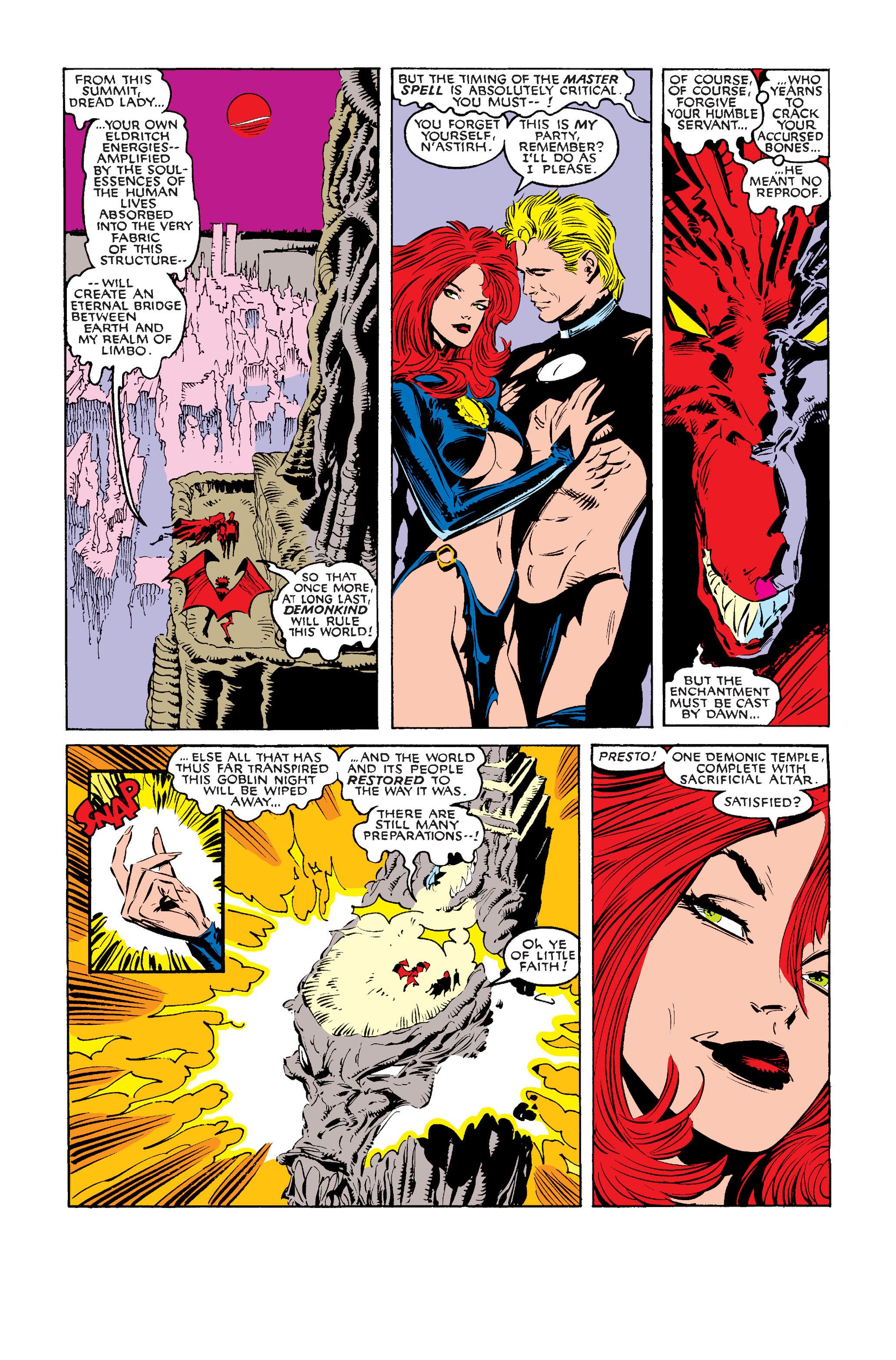 Read online Uncanny X-Men (1963) comic -  Issue #242 - 20