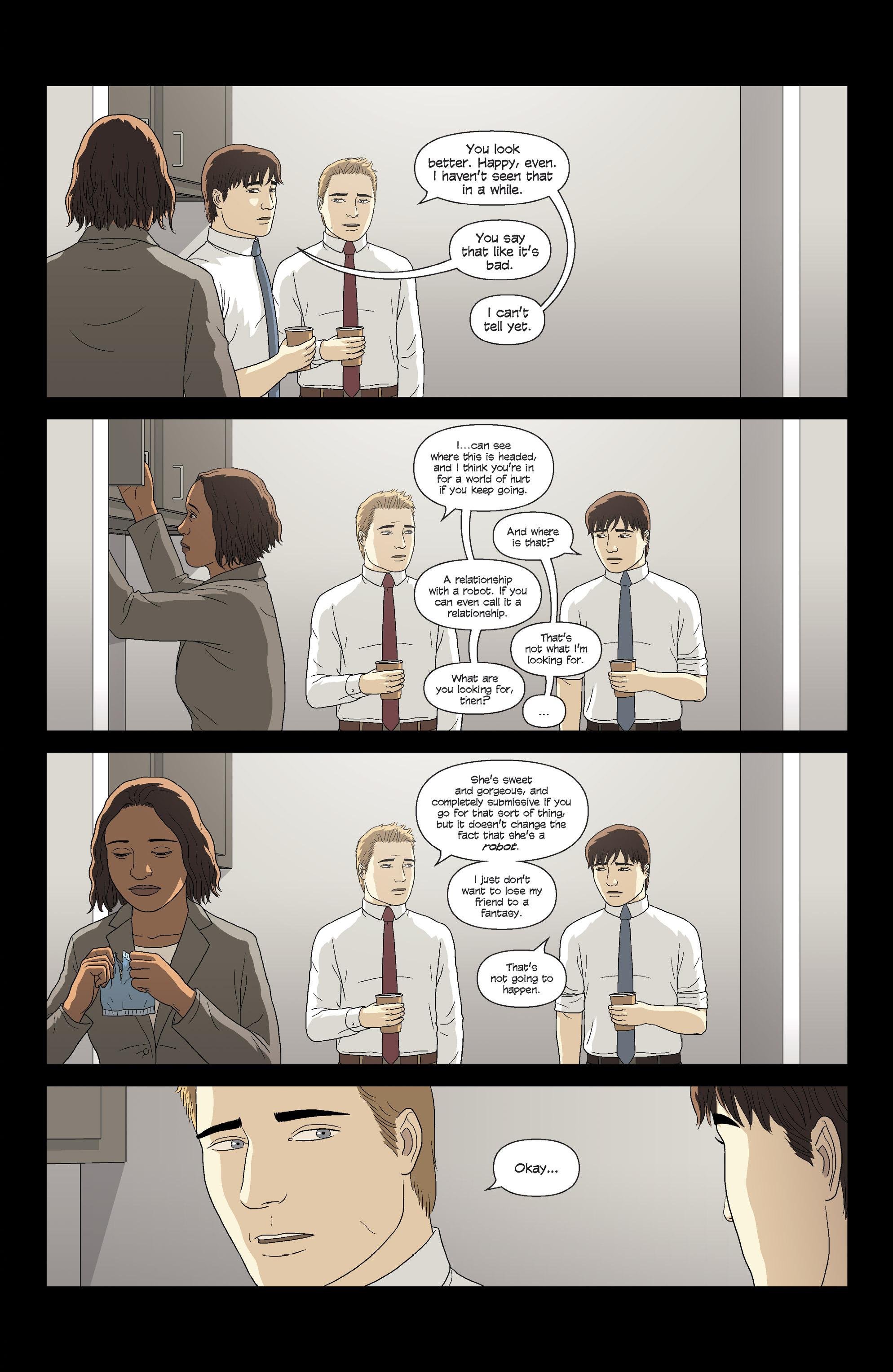 Read online Alex   Ada comic -  Issue # _TPB 2 - 34