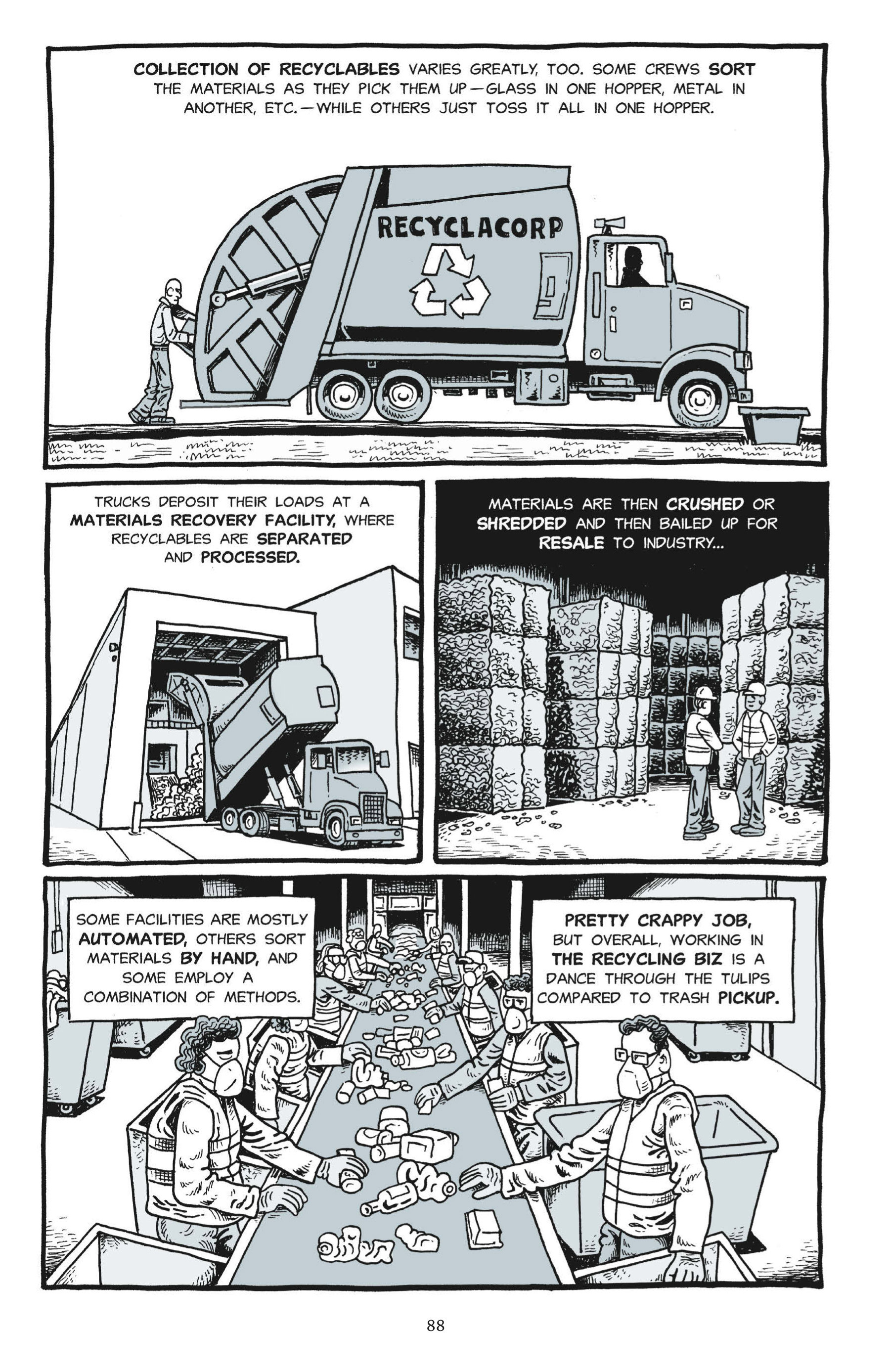 Read online Trashed comic -  Issue # Full - 87