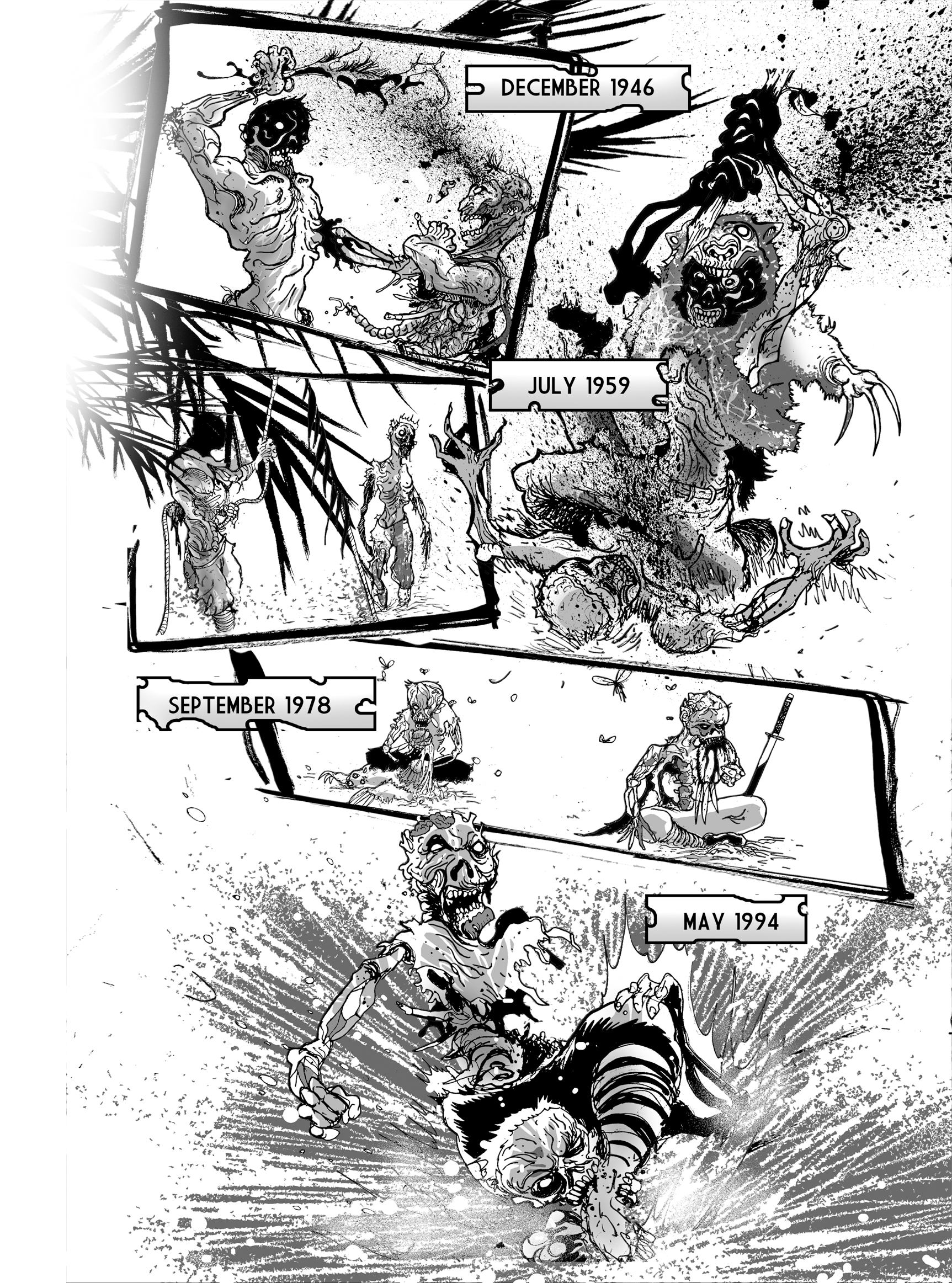 Read online FUBAR comic -  Issue #2 - 174