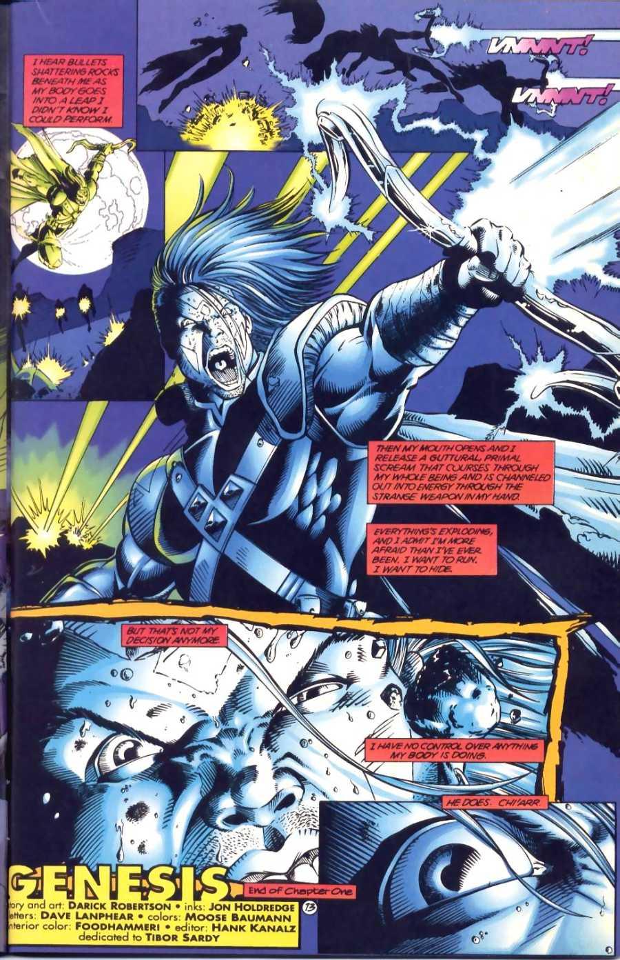 Read online Ultraverse Premiere comic -  Issue #1 - 13