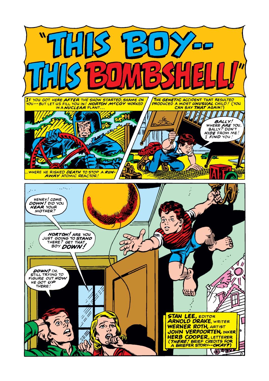 Read online Amazing Adventures (1970) comic -  Issue #17 - 9