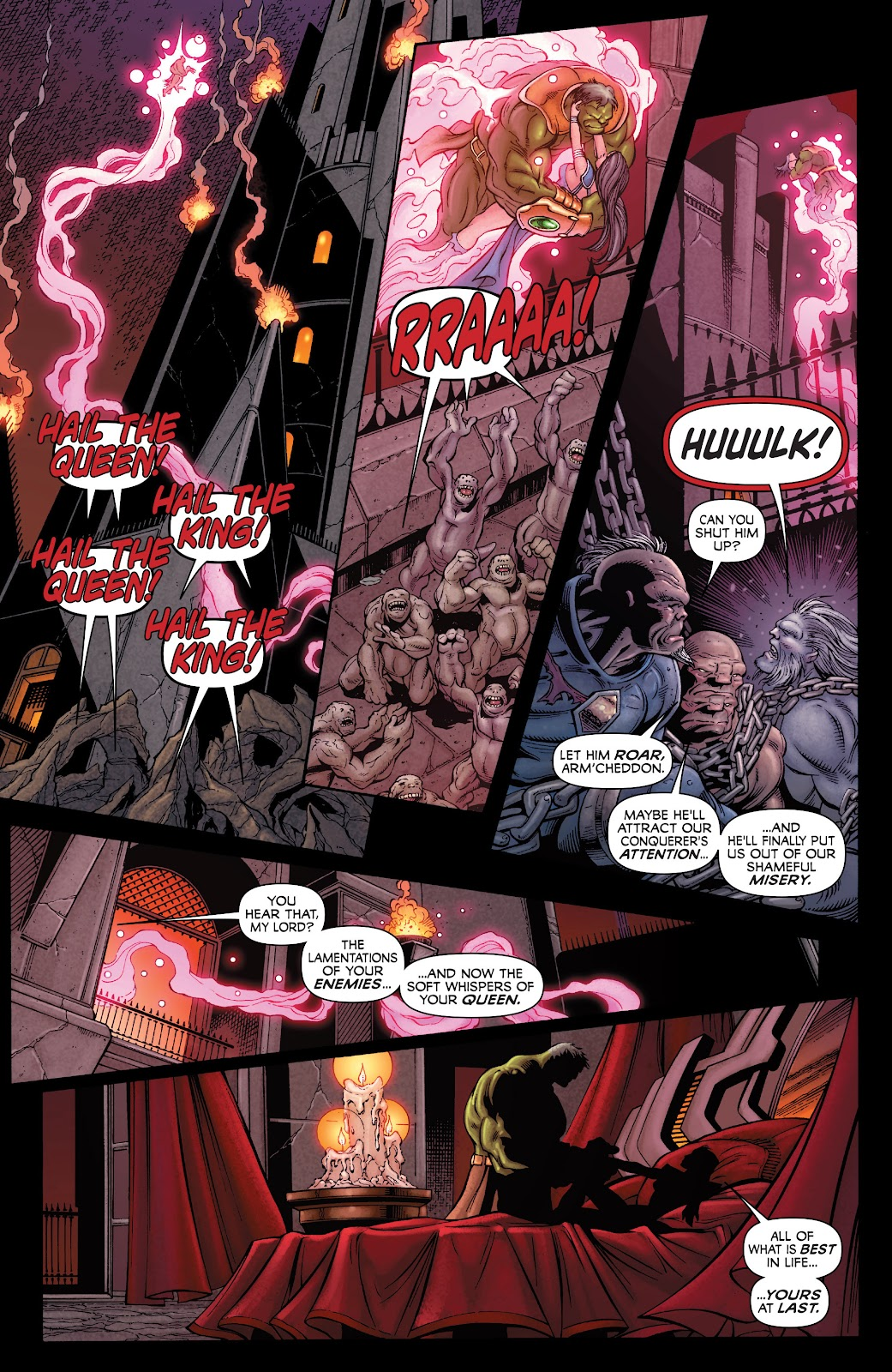 Read online Incredible Hulks (2010) comic -  Issue # _TPB Heart of the Monster - 80