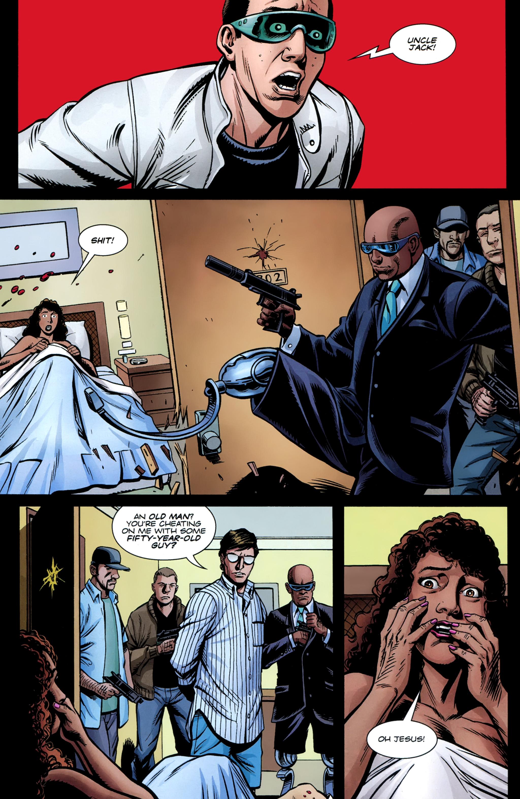 Read online Secret Service comic -  Issue #5 - 24