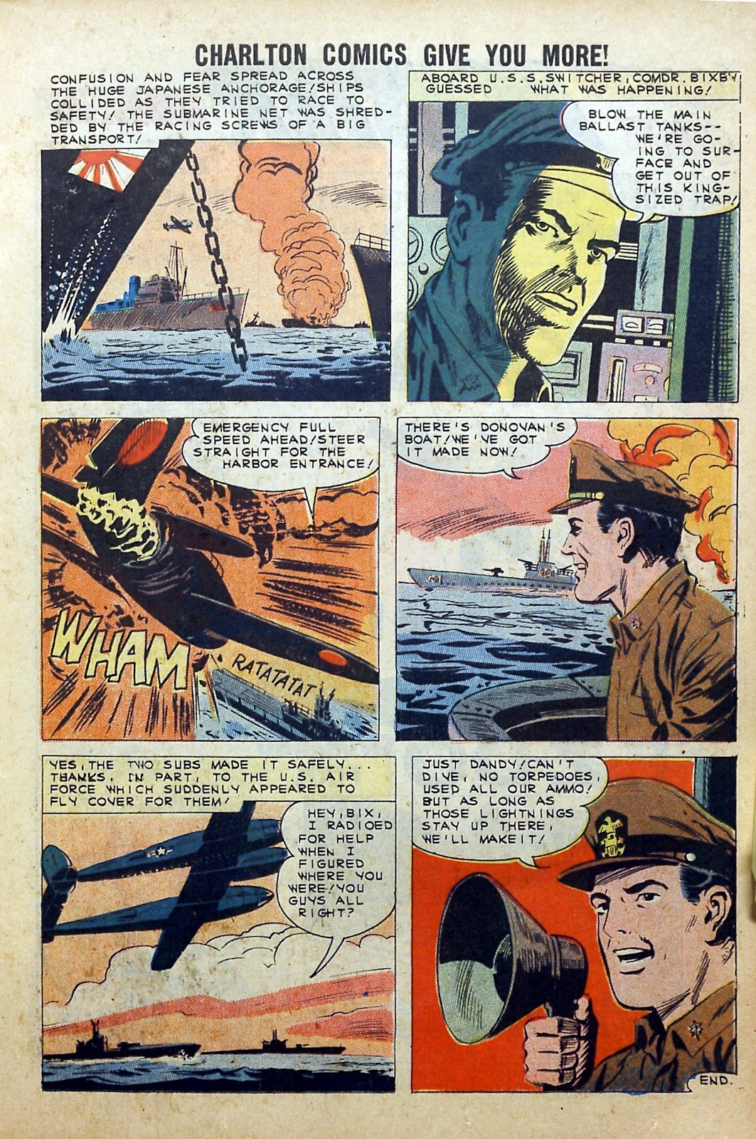 Read online Fightin' Navy comic -  Issue #99 - 11