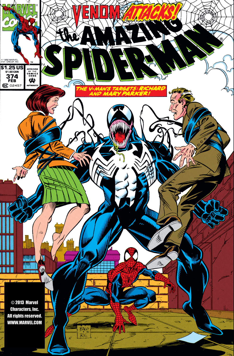 The Amazing Spider-Man (1963) 374 Page 1