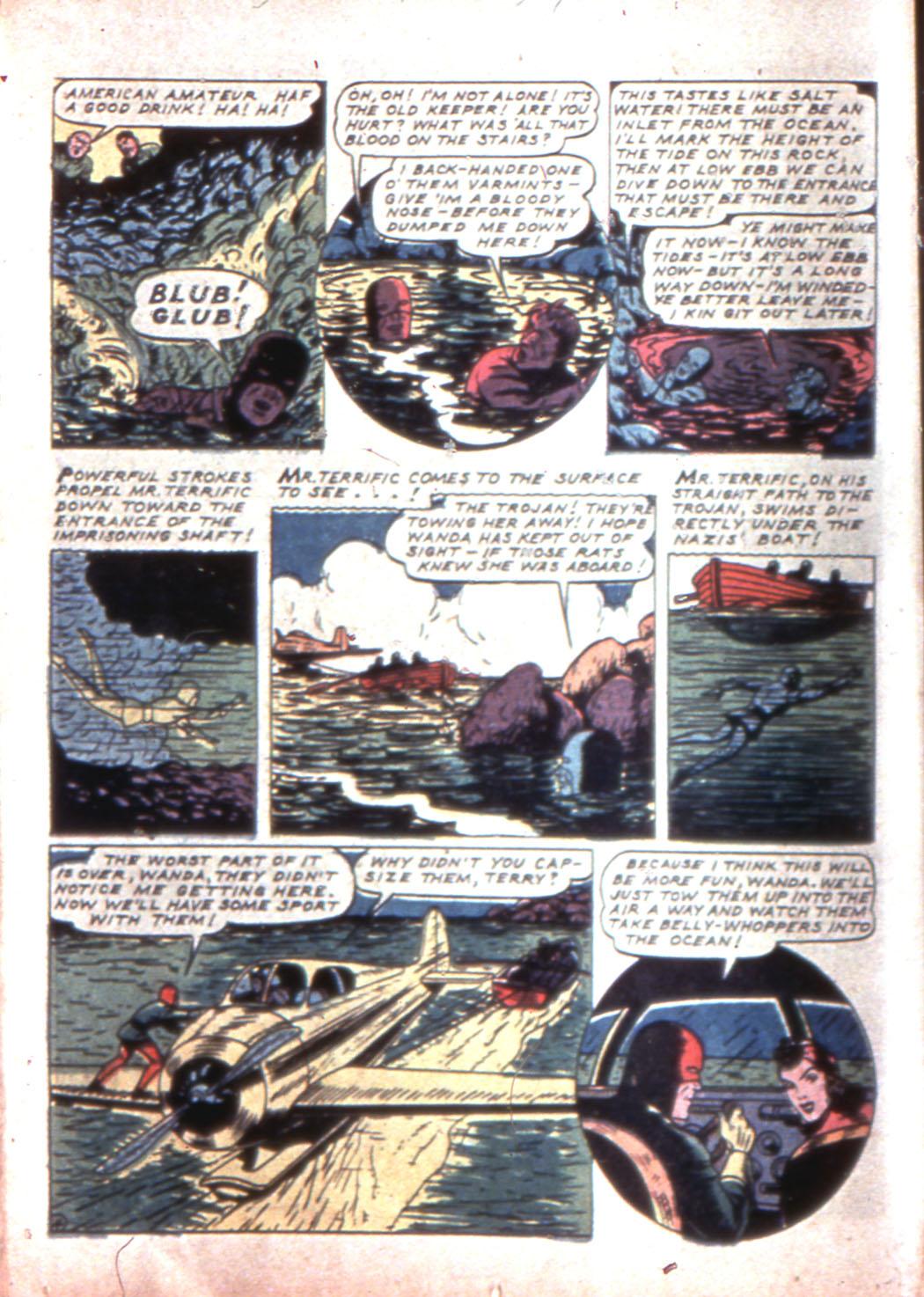 Read online Sensation (Mystery) Comics comic -  Issue #11 - 28