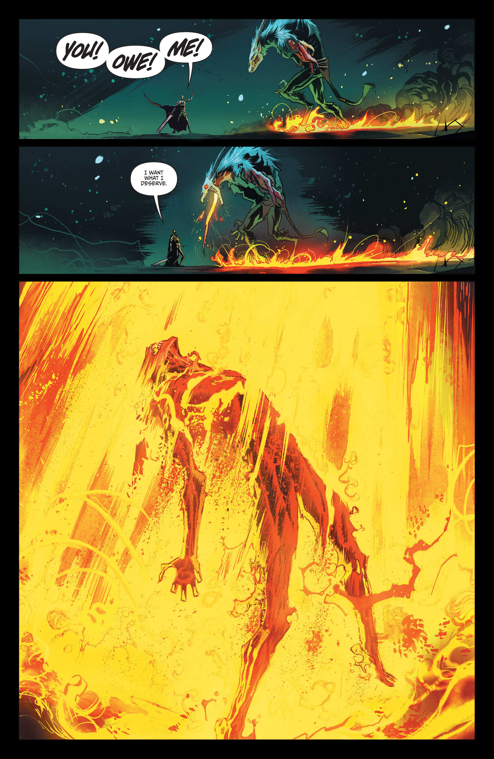 Read online Klaus comic -  Issue #7 - 17