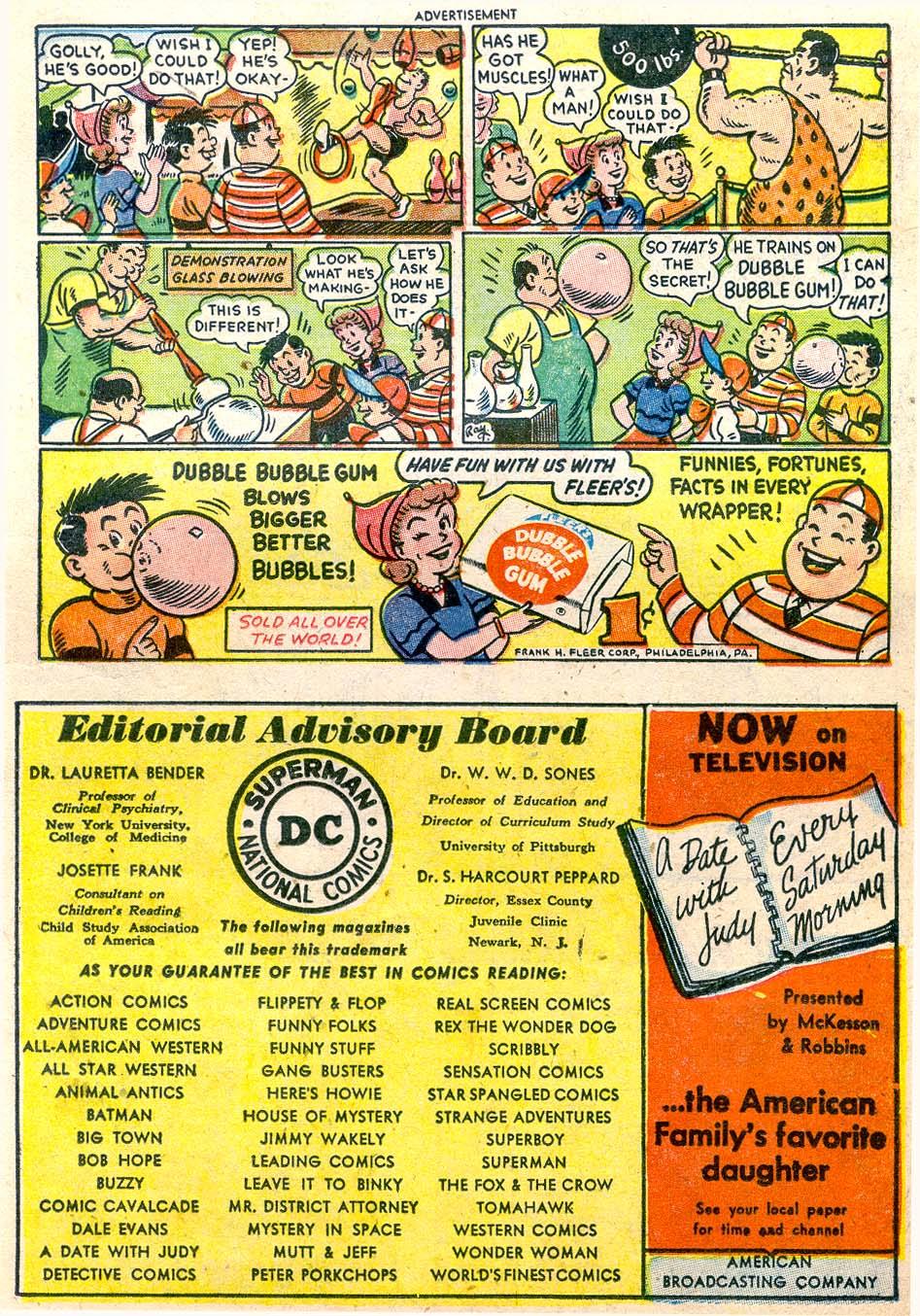 Read online Adventure Comics (1938) comic -  Issue #174 - 15