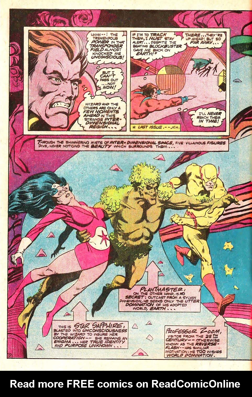 Read online Secret Society of Super-Villains comic -  Issue #13 - 3