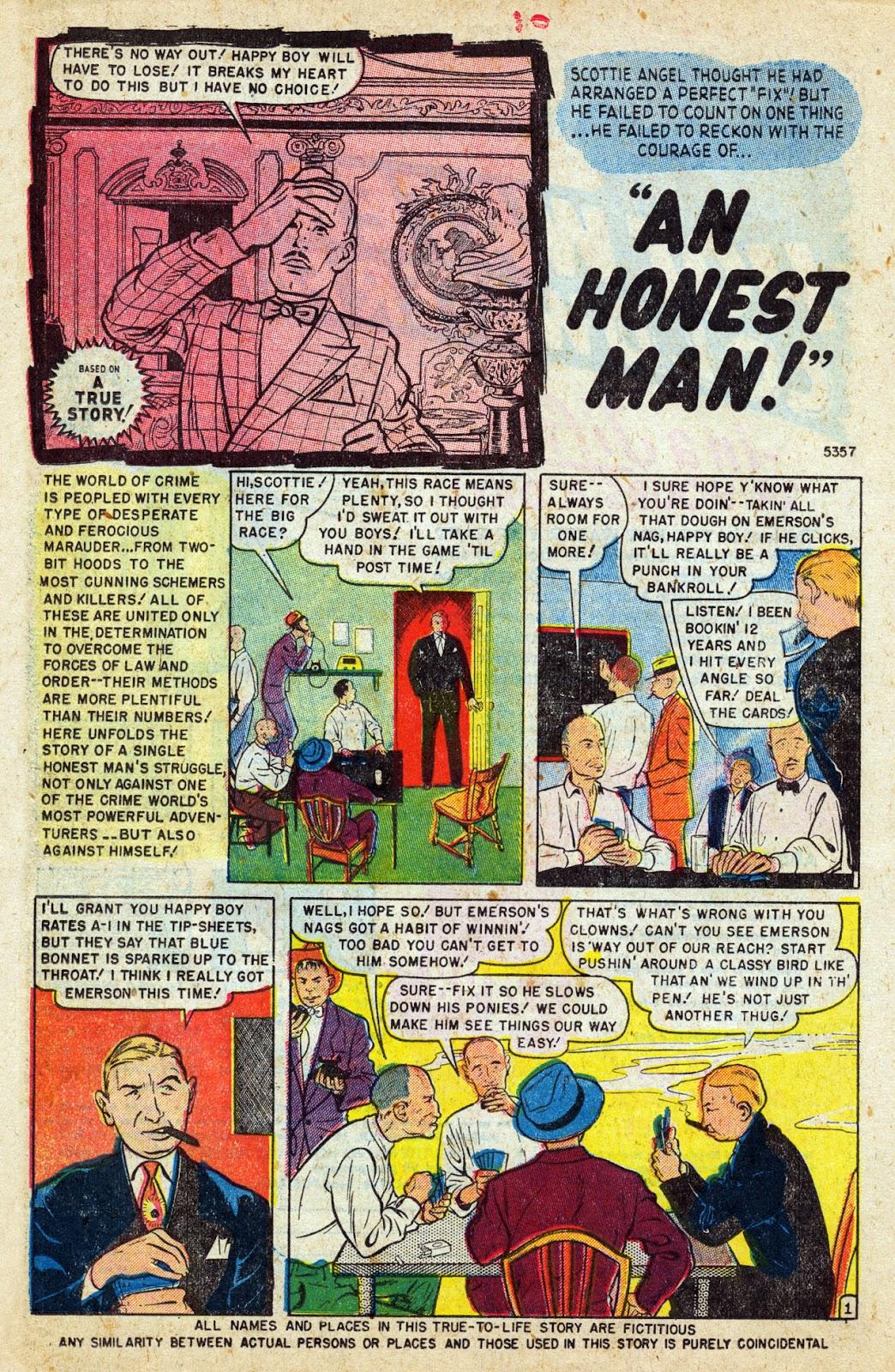 Lawbreakers Always Lose! issue 9 - Page 12