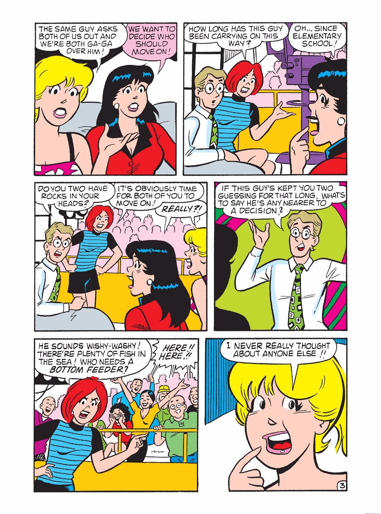 Read online Archie 1000 Page Comics Bonanza comic -  Issue #3 (Part 2) - 25