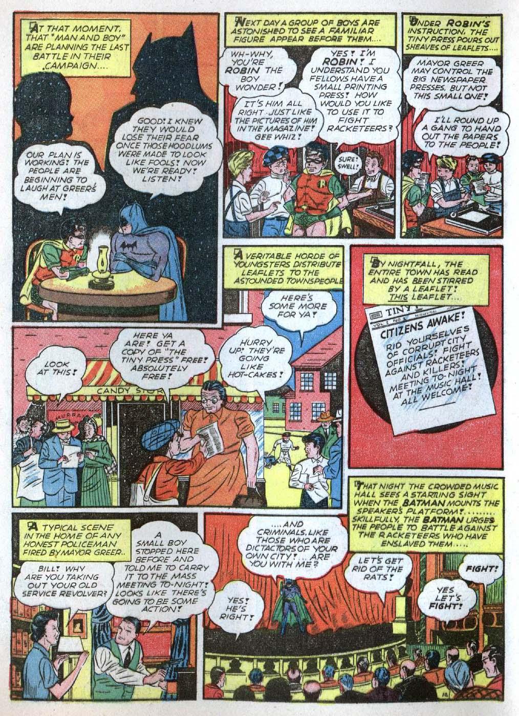 Read online Detective Comics (1937) comic -  Issue #43 - 12