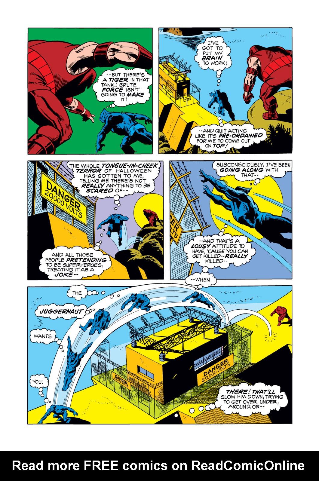 Read online Amazing Adventures (1970) comic -  Issue #16 - 13