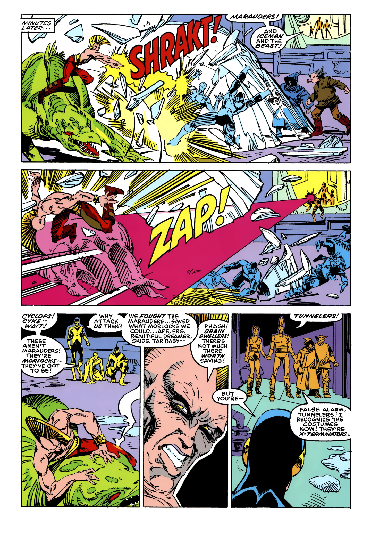 Read online X-Factor (1986) comic -  Issue #11 - 7