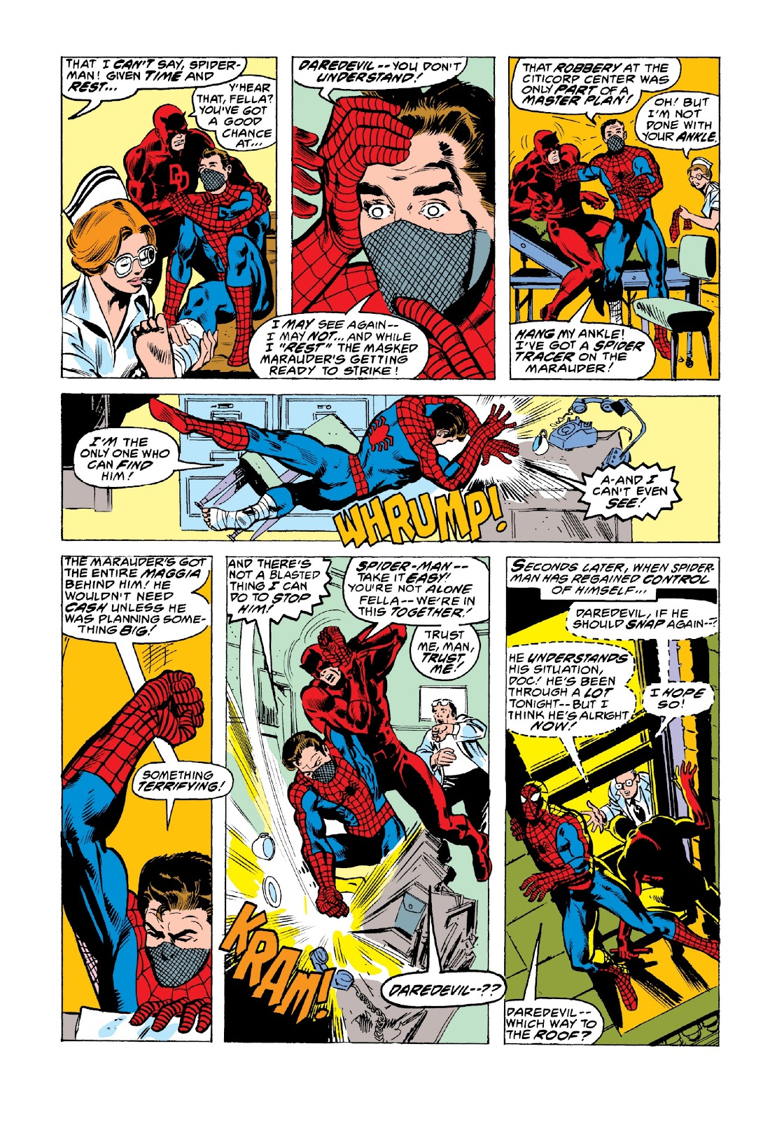 Read online Marvel Masterworks: The Spectacular Spider-Man comic -  Issue # TPB 2 (Part 3) - 17