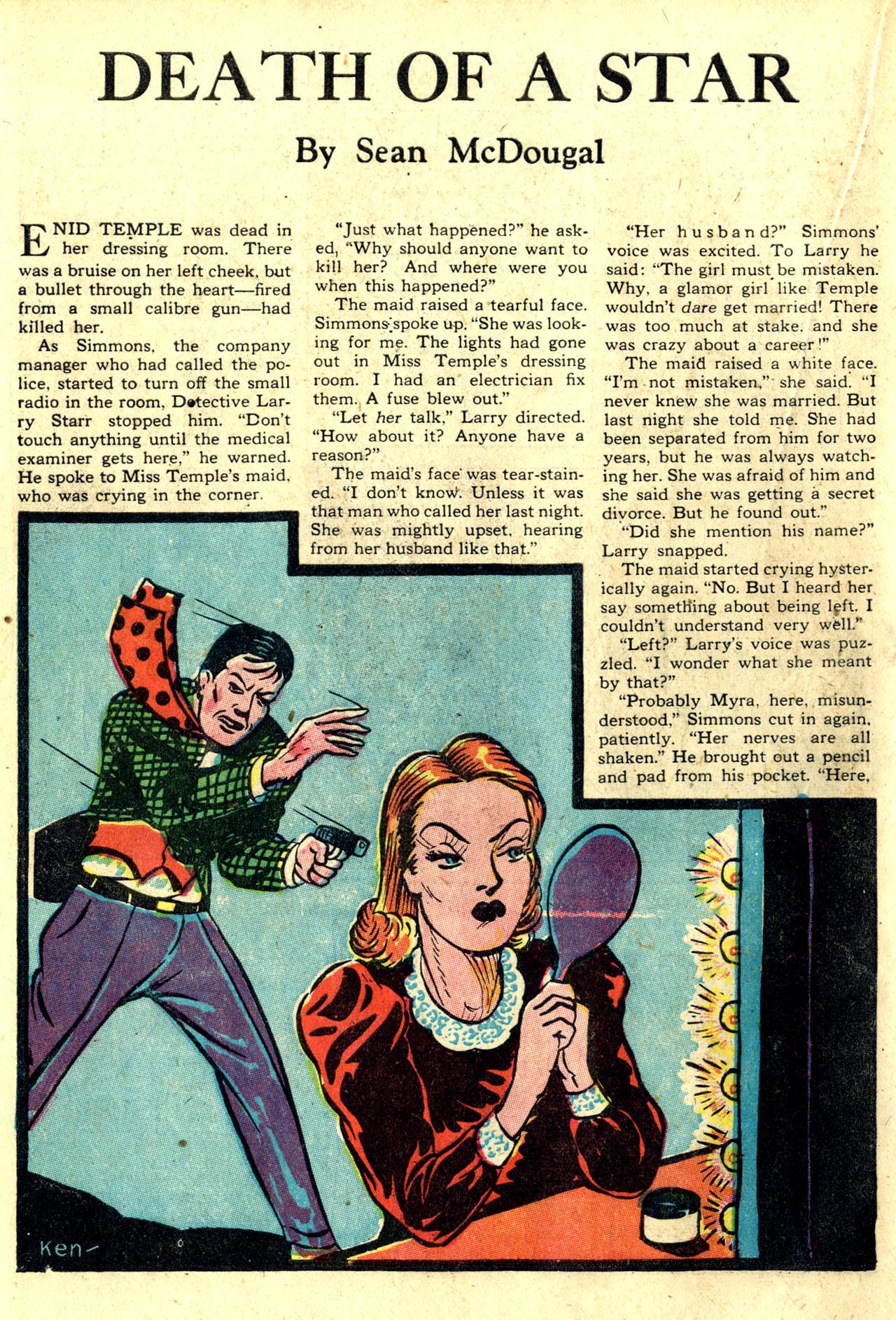 Read online Detective Comics (1937) comic -  Issue #44 - 42