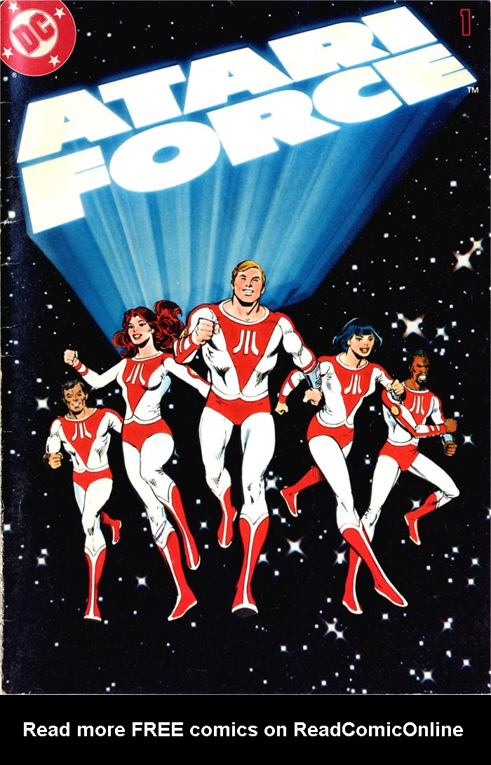 Read online Atari Force (1982) comic -  Issue #1 - 1