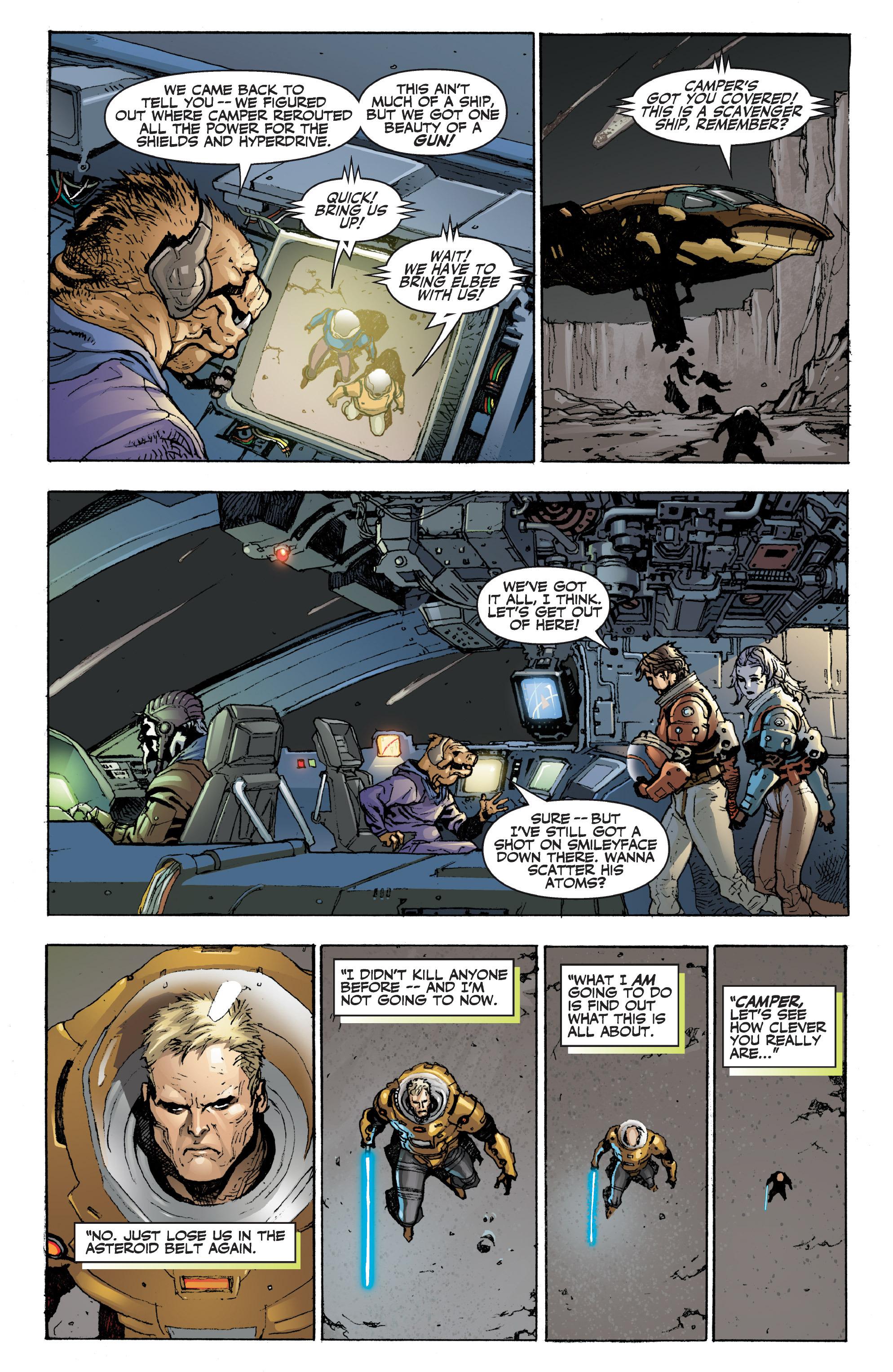 Read online Star Wars Omnibus comic -  Issue # Vol. 29 - 104