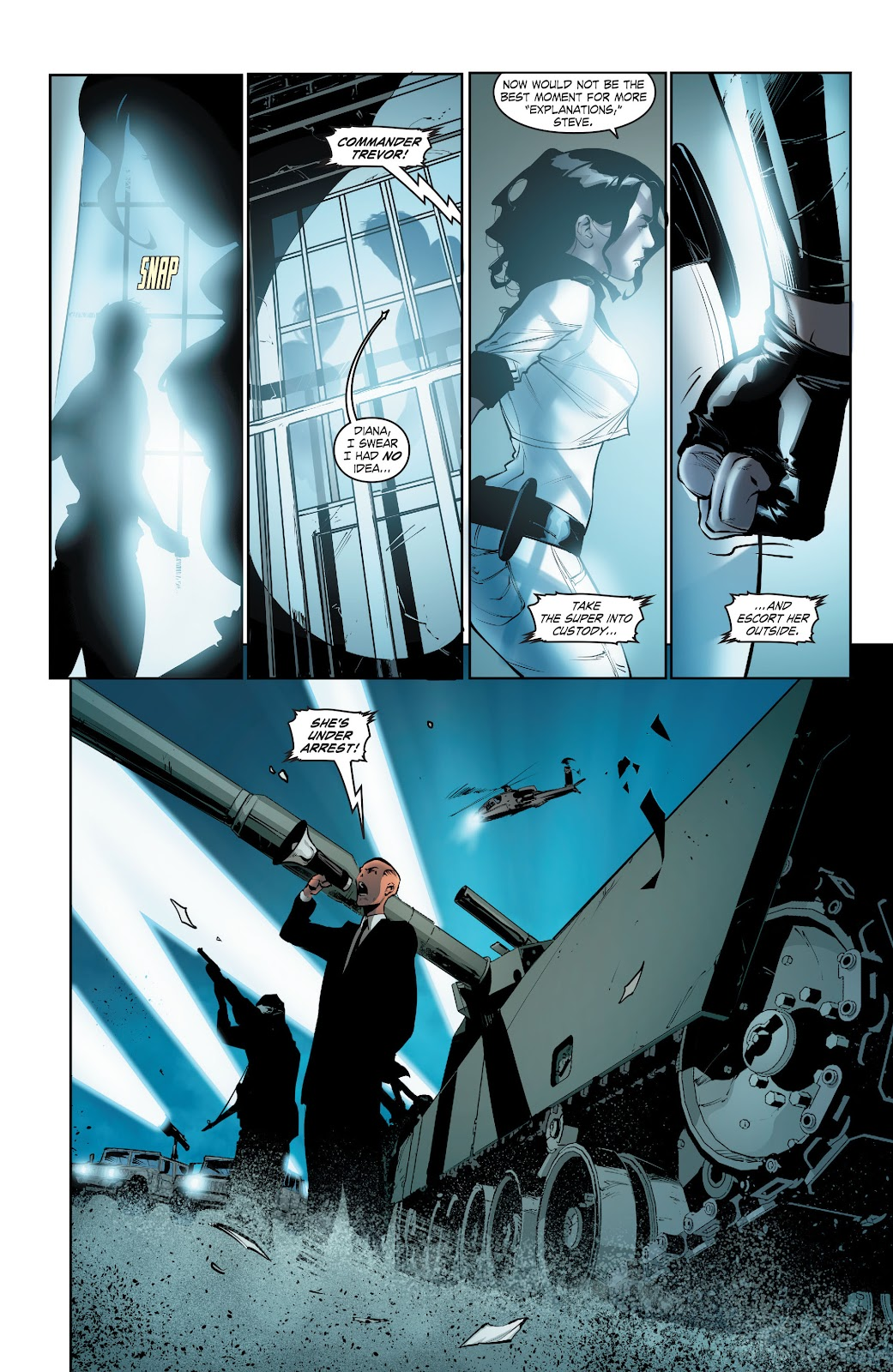 Read online Smallville Season 11 [II] comic -  Issue # TPB 5 - 58