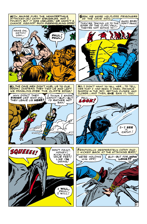 Read online Amazing Adventures (1961) comic -  Issue #3 - 13